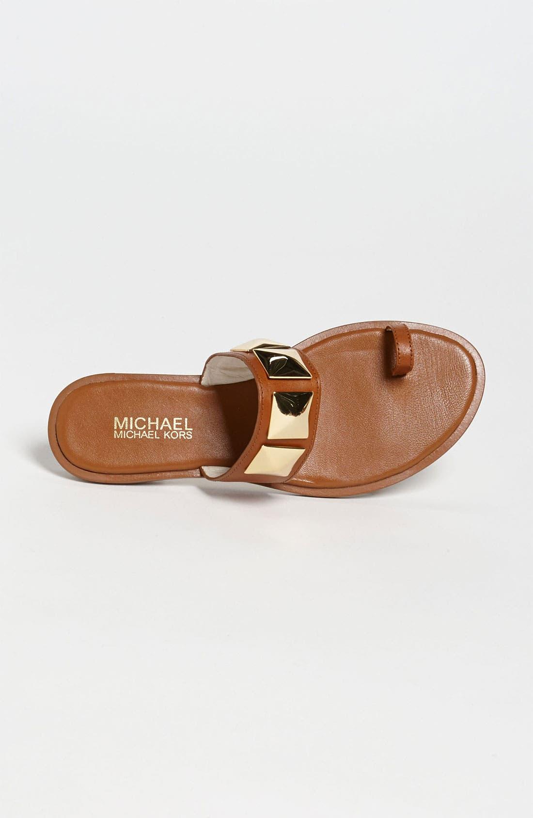 Alternate Image 3  - MICHAEL Michael Kors 'Persia' Sandal