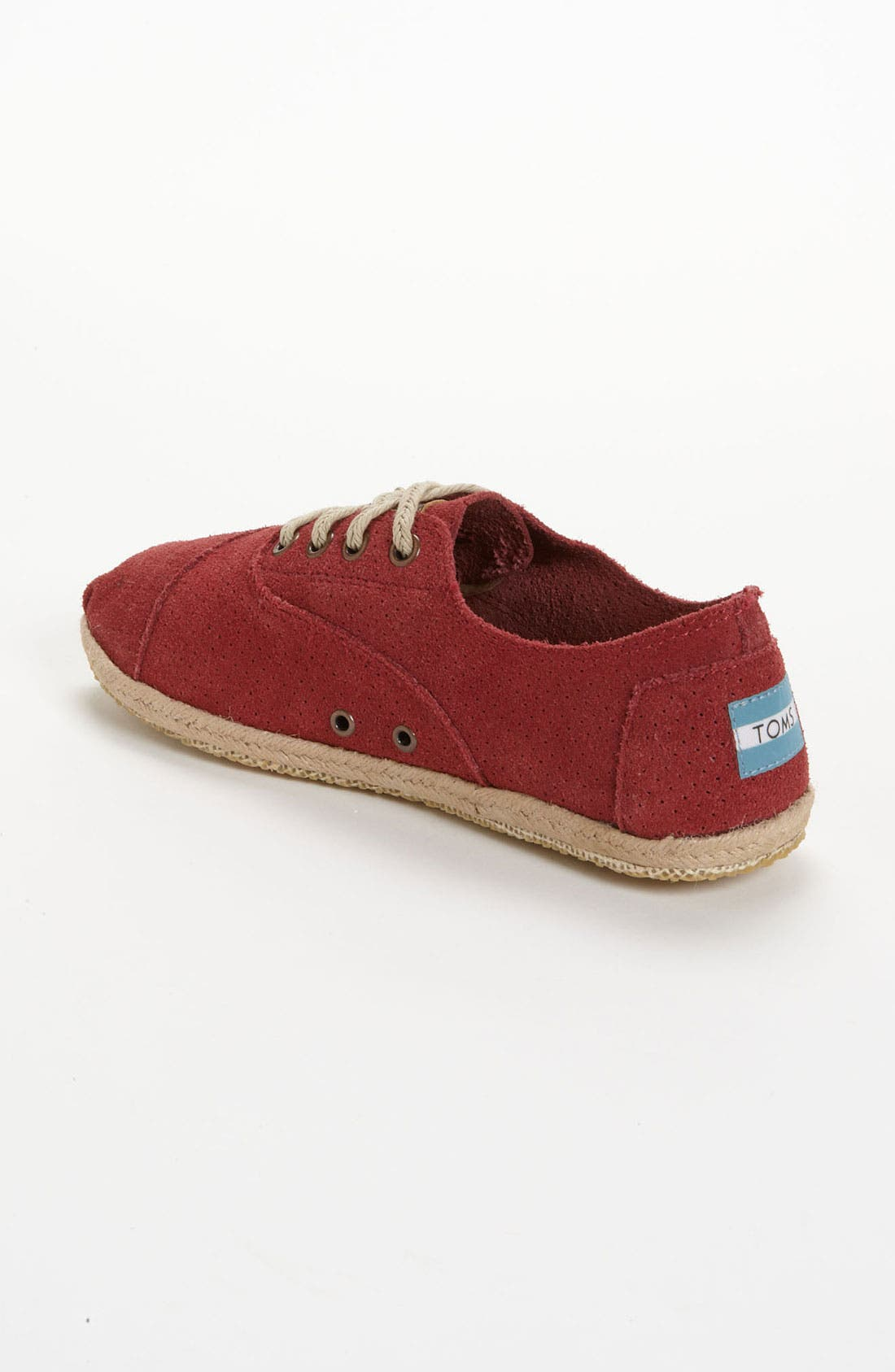 Alternate Image 2  - TOMS 'Cordones' Slip-On (Women)