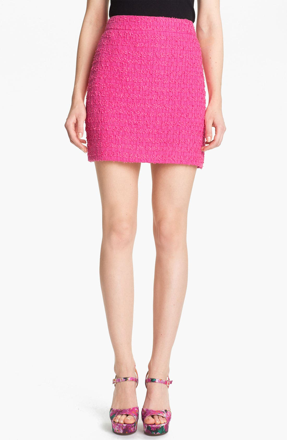 Main Image - kate spade new york 'robbie' woven skirt