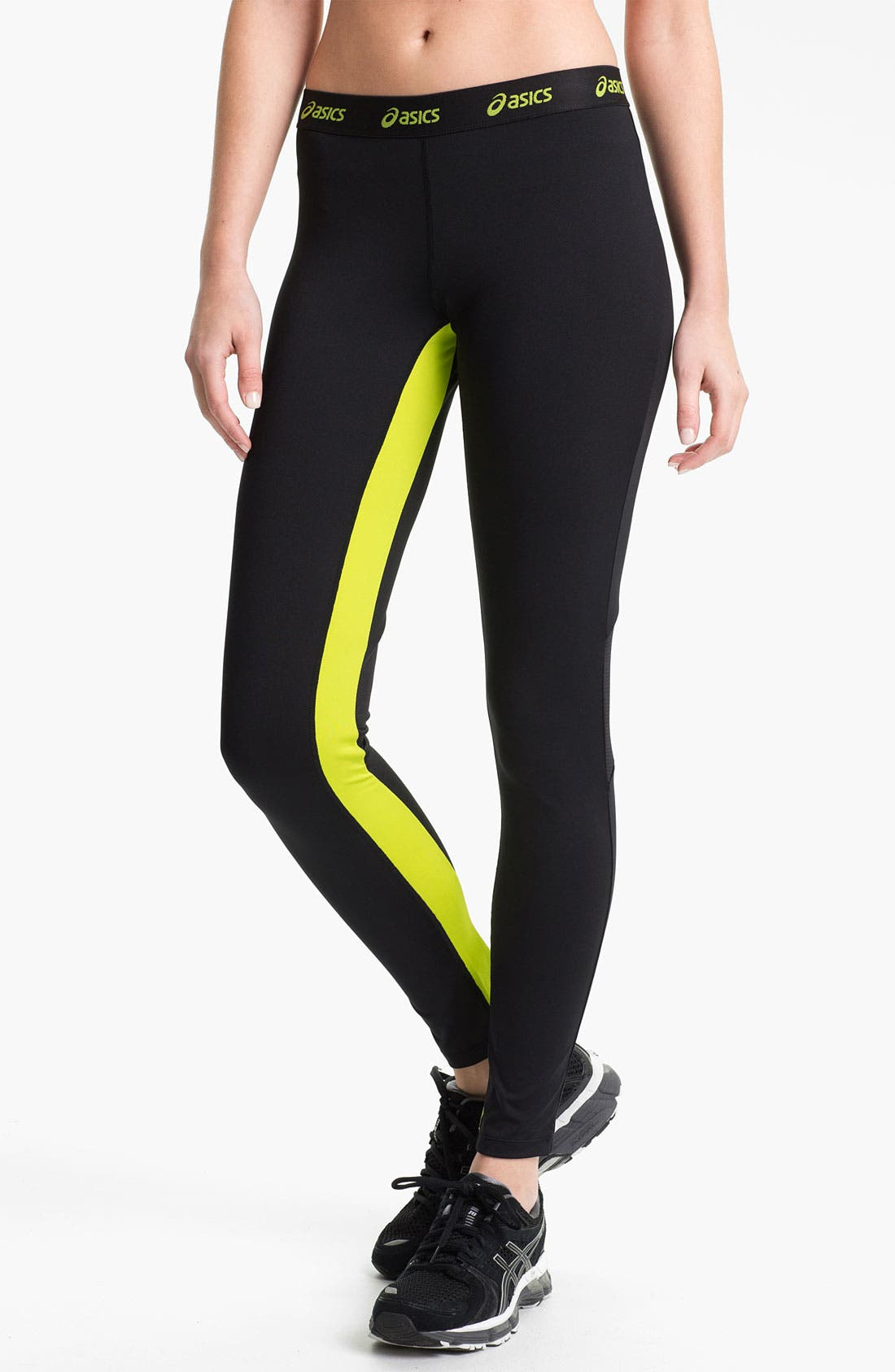 Alternate Image 1 Selected - ASICS® 'Bryn' Running Tights