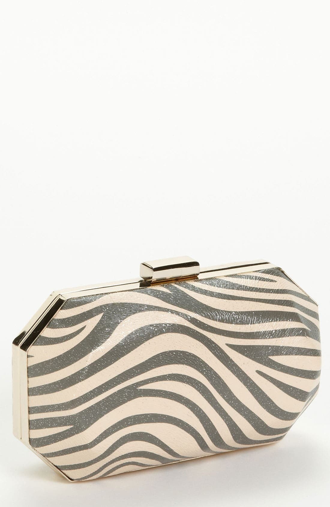 Main Image - Tasha Hexagonal Clutch