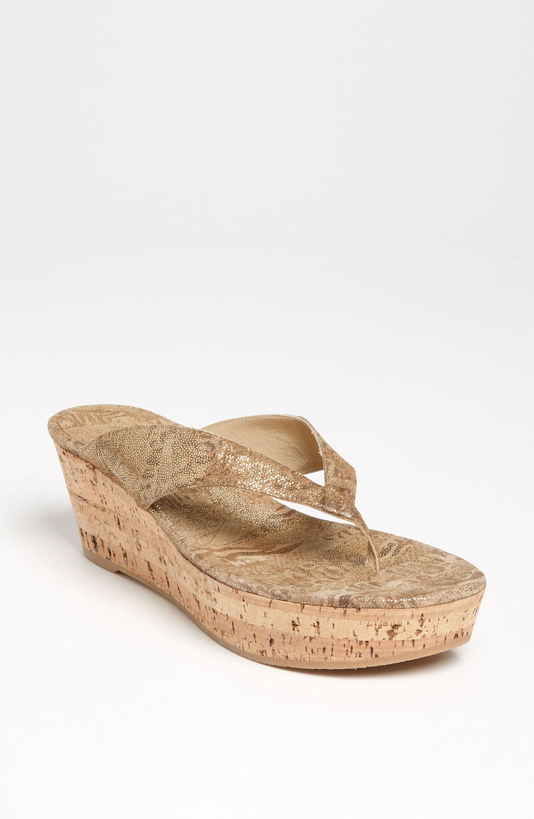 Main Image - Stuart Weitzman 'Clasp' Sandal