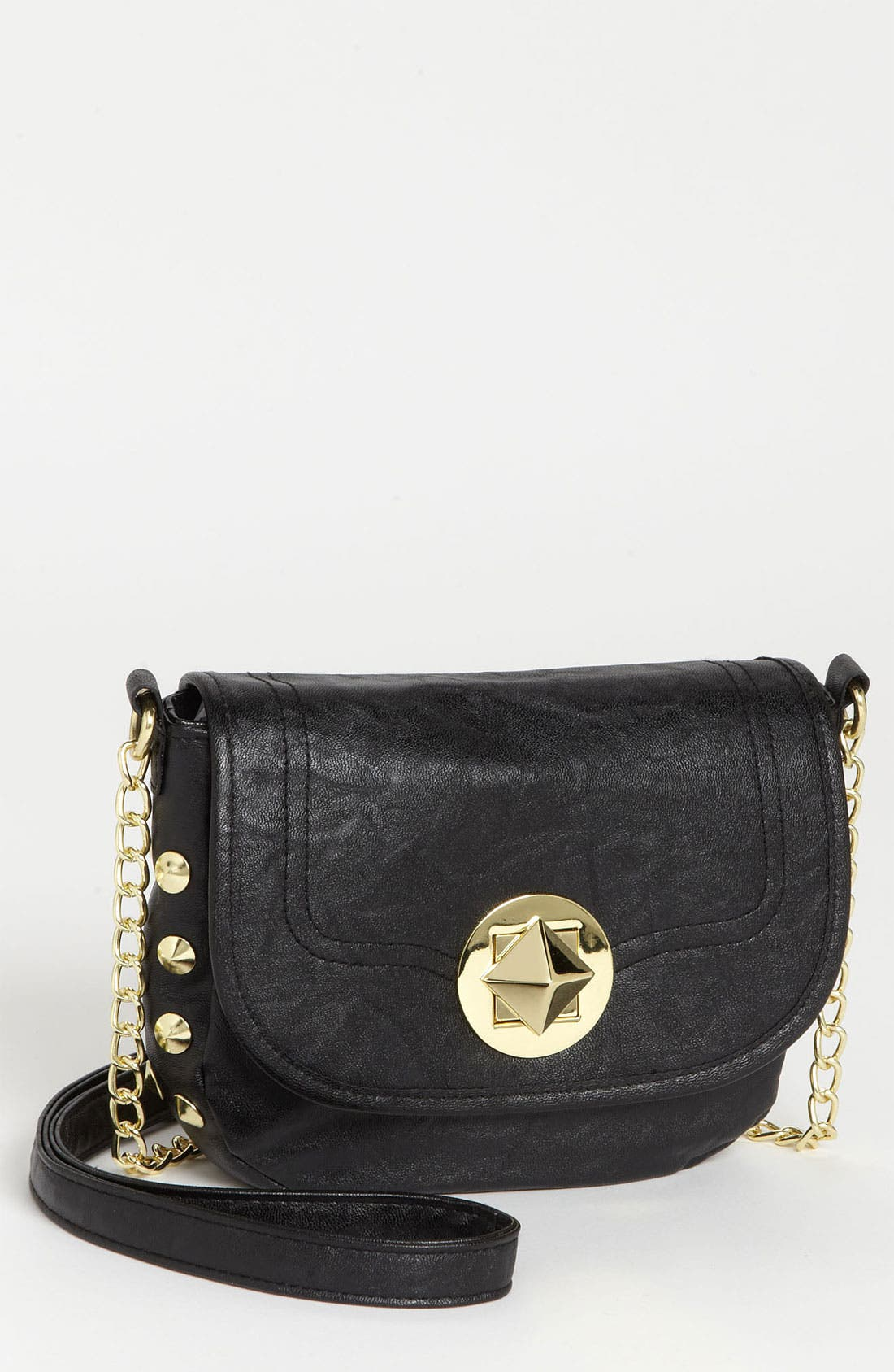Alternate Image 1 Selected - Lulu Studded Crossbody Bag