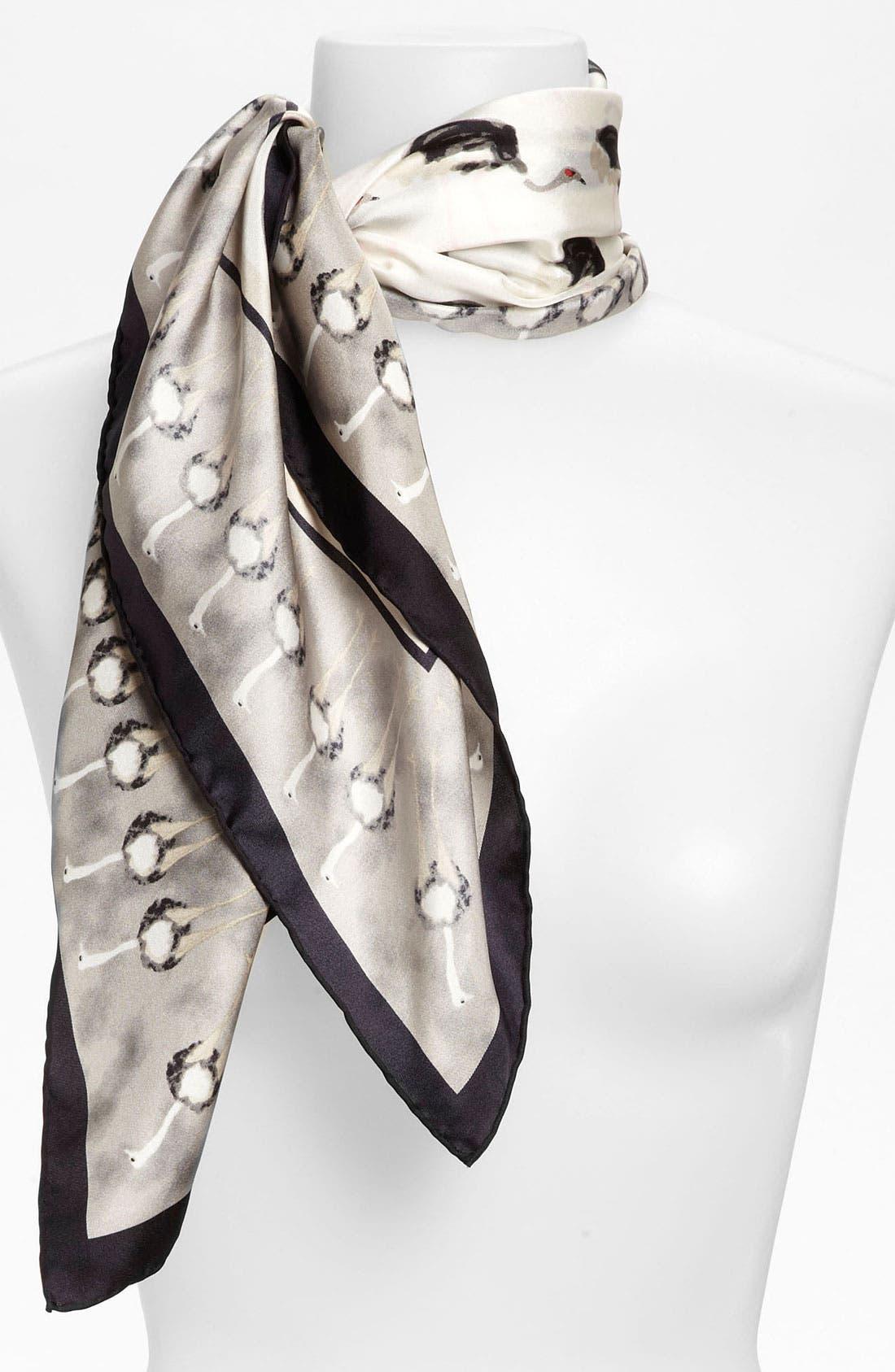 Alternate Image 1 Selected - Weekend Max Mara 'Amica Foulard' Silk Scarf