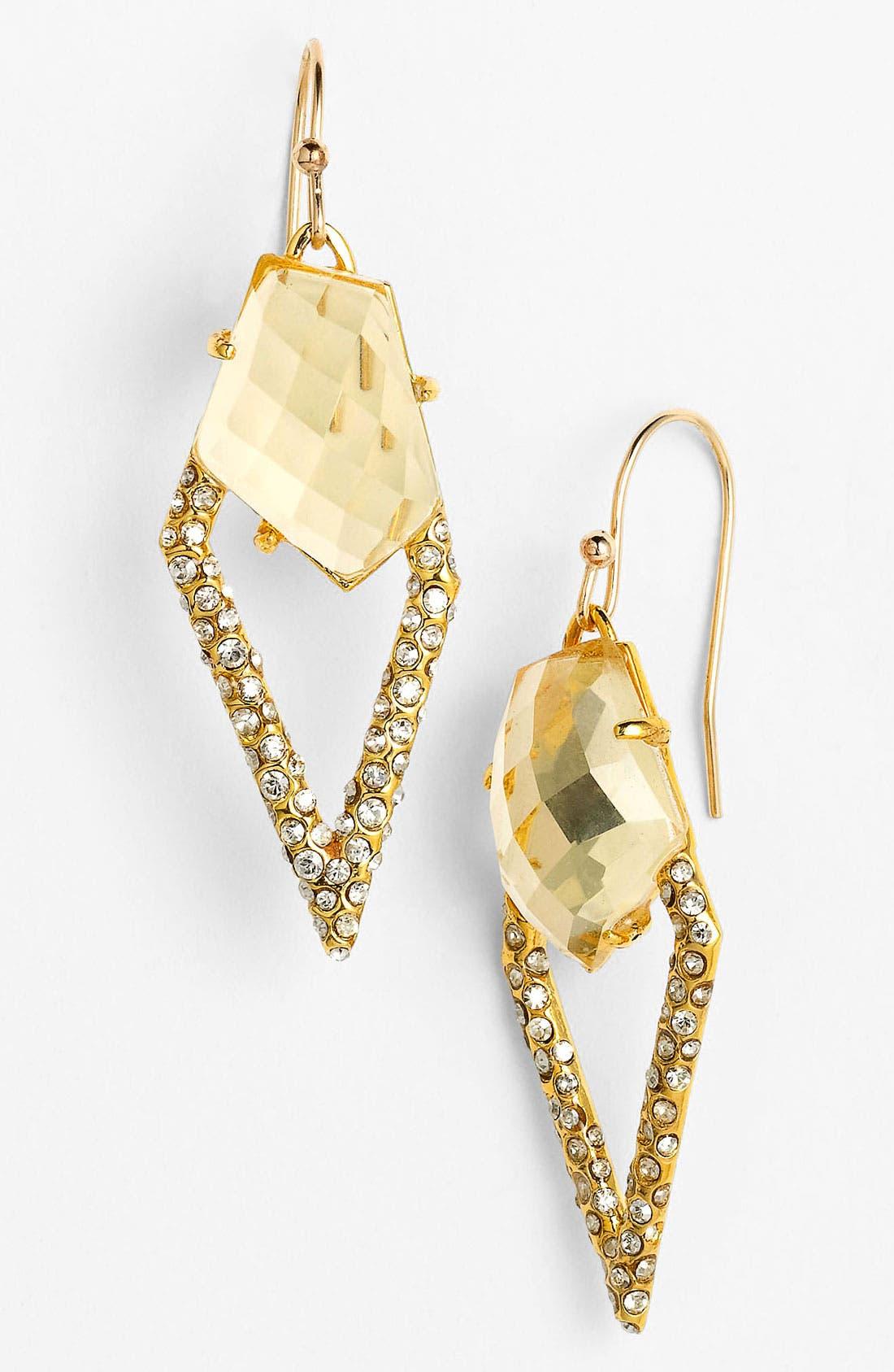 Alternate Image 1 Selected - Alexis Bittar 'Miss Havisham - New Wave' Kite Earrings