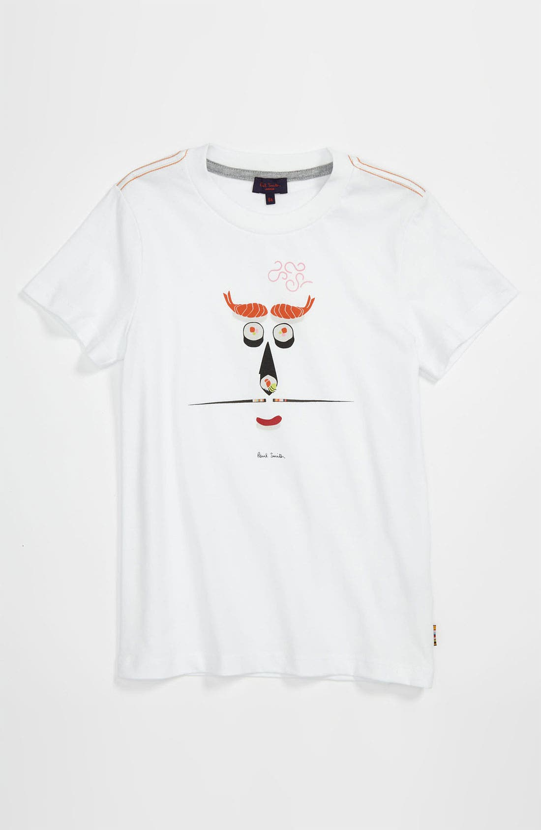 Alternate Image 1 Selected - Paul Smith Junior 'Donte' Screenprint T-Shirt (Little Boys & Big Boys)