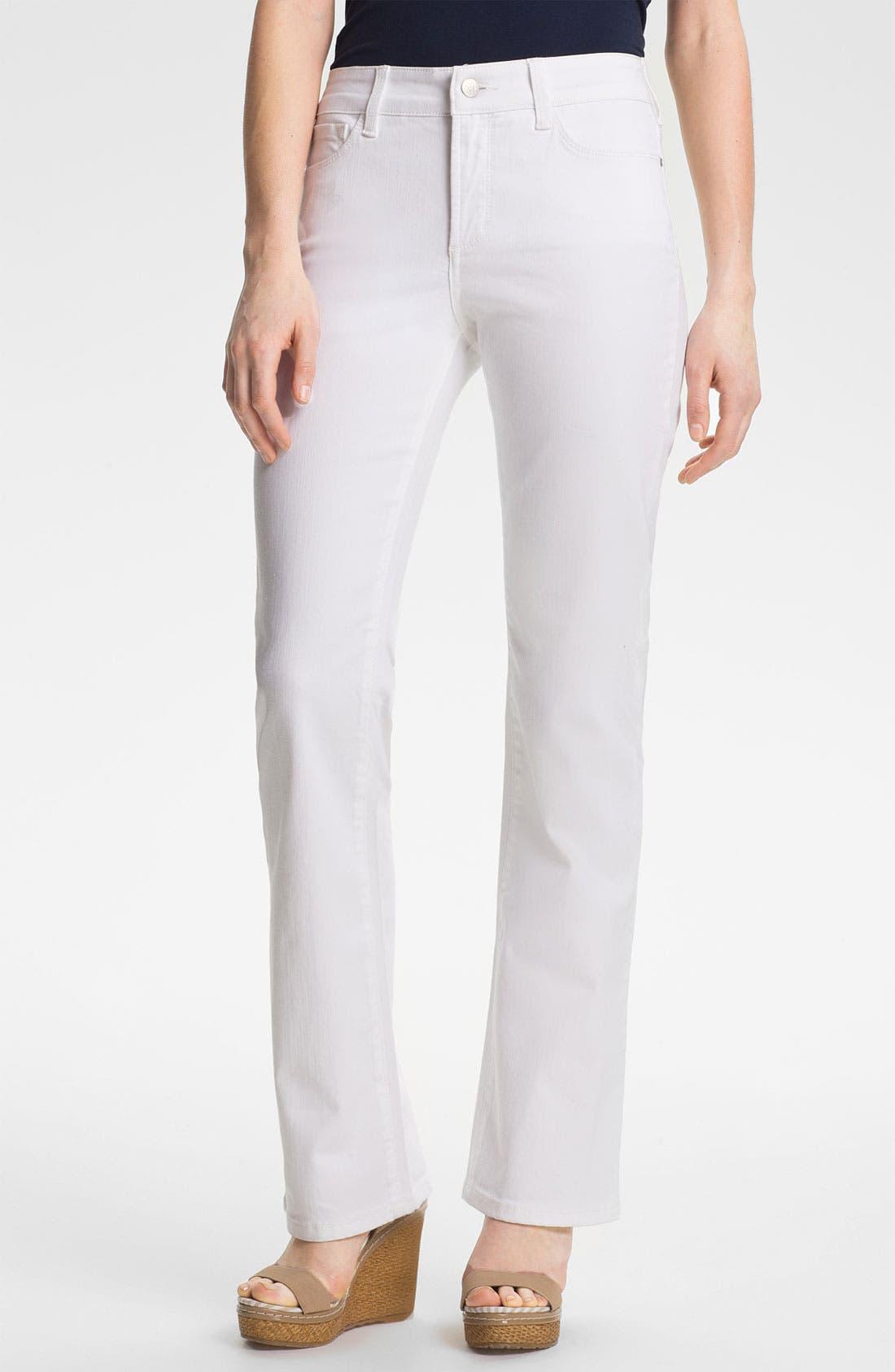 Alternate Image 1 Selected - NYDJ 'Barbara' Bootcut Jeans