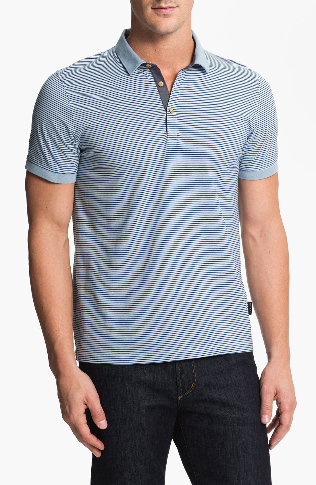 Main Image - Ted Baker London 'Mulenay' Polo