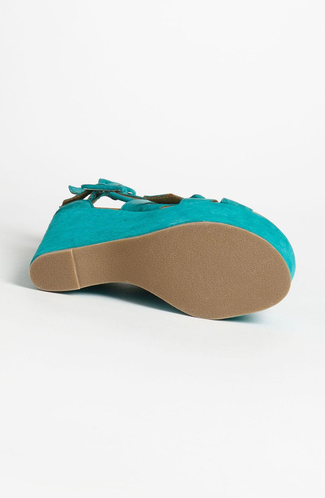 Alternate Image 4  - Fugu Malibu 'Hanlow' Sandal