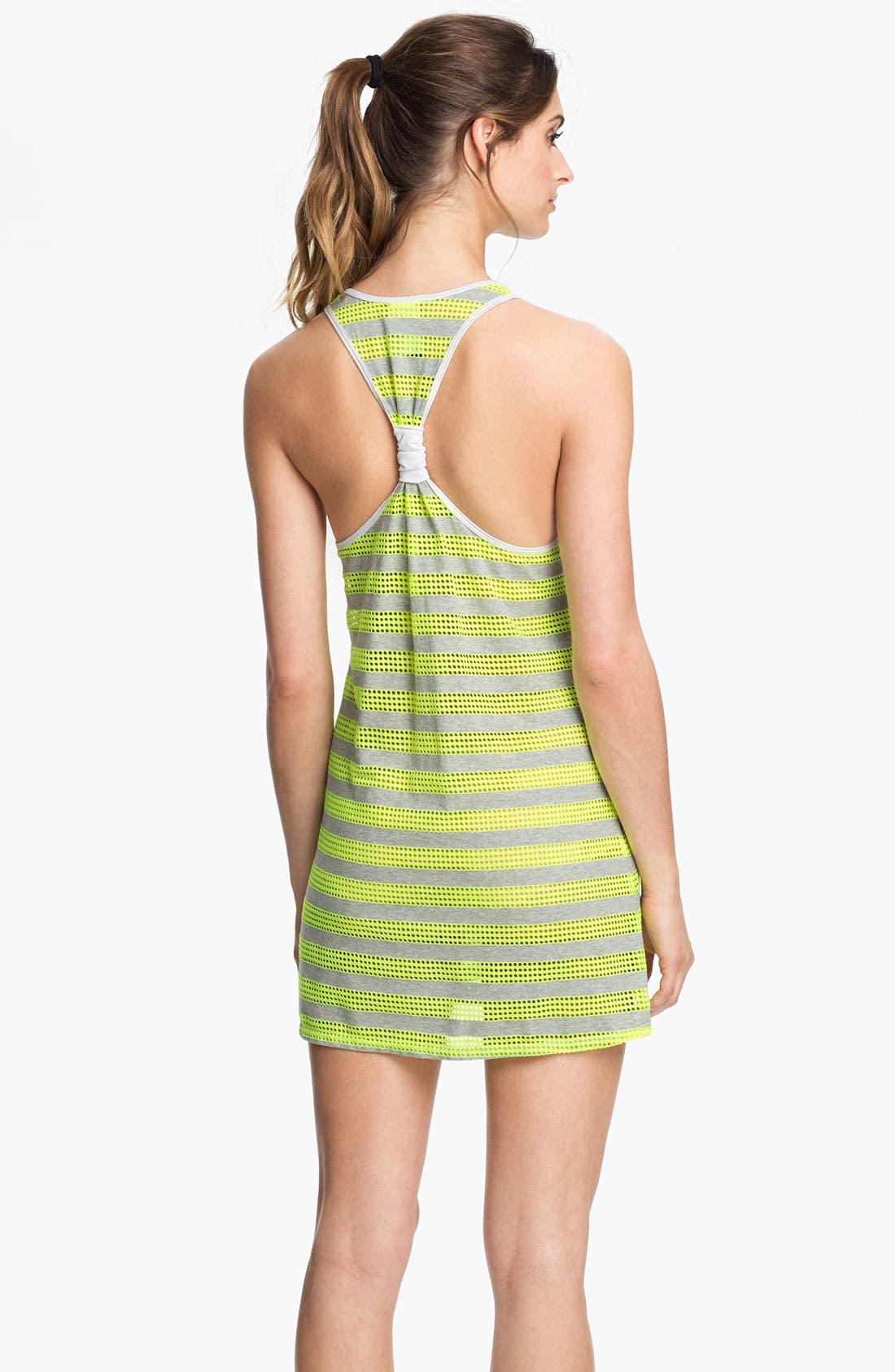 Alternate Image 2  - Nike Stripe Mesh Dress