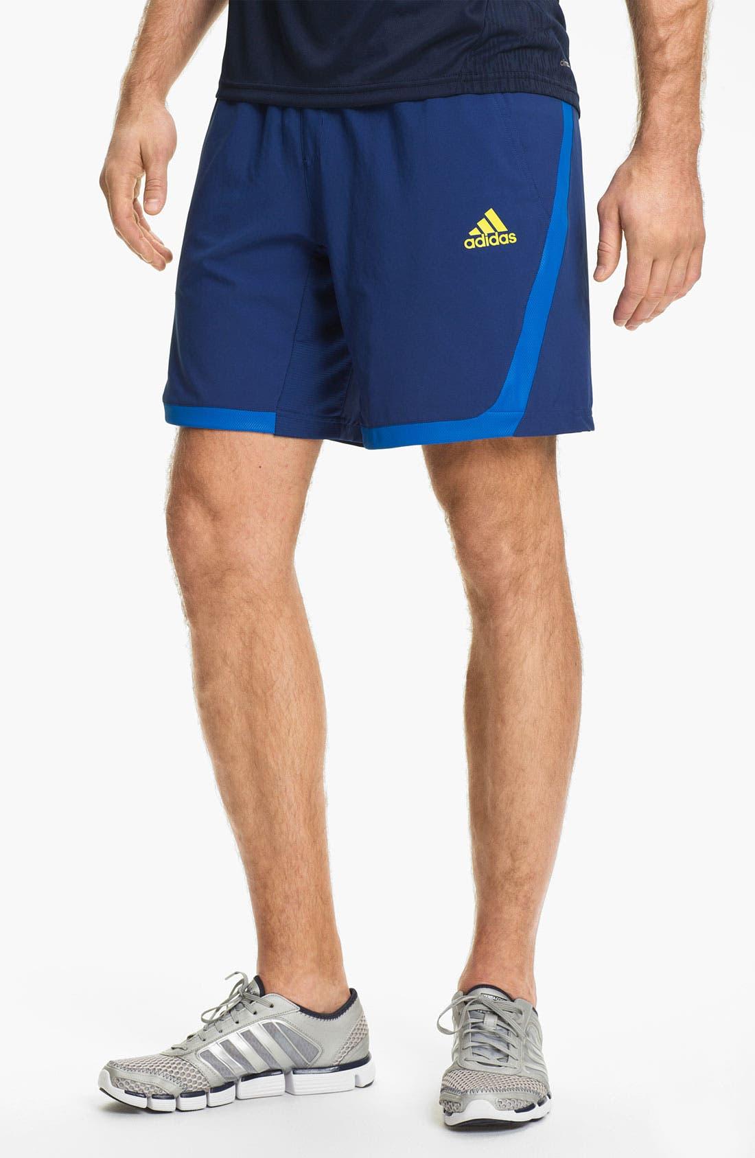 Alternate Image 1 Selected - adidas 'Barricade' Shorts