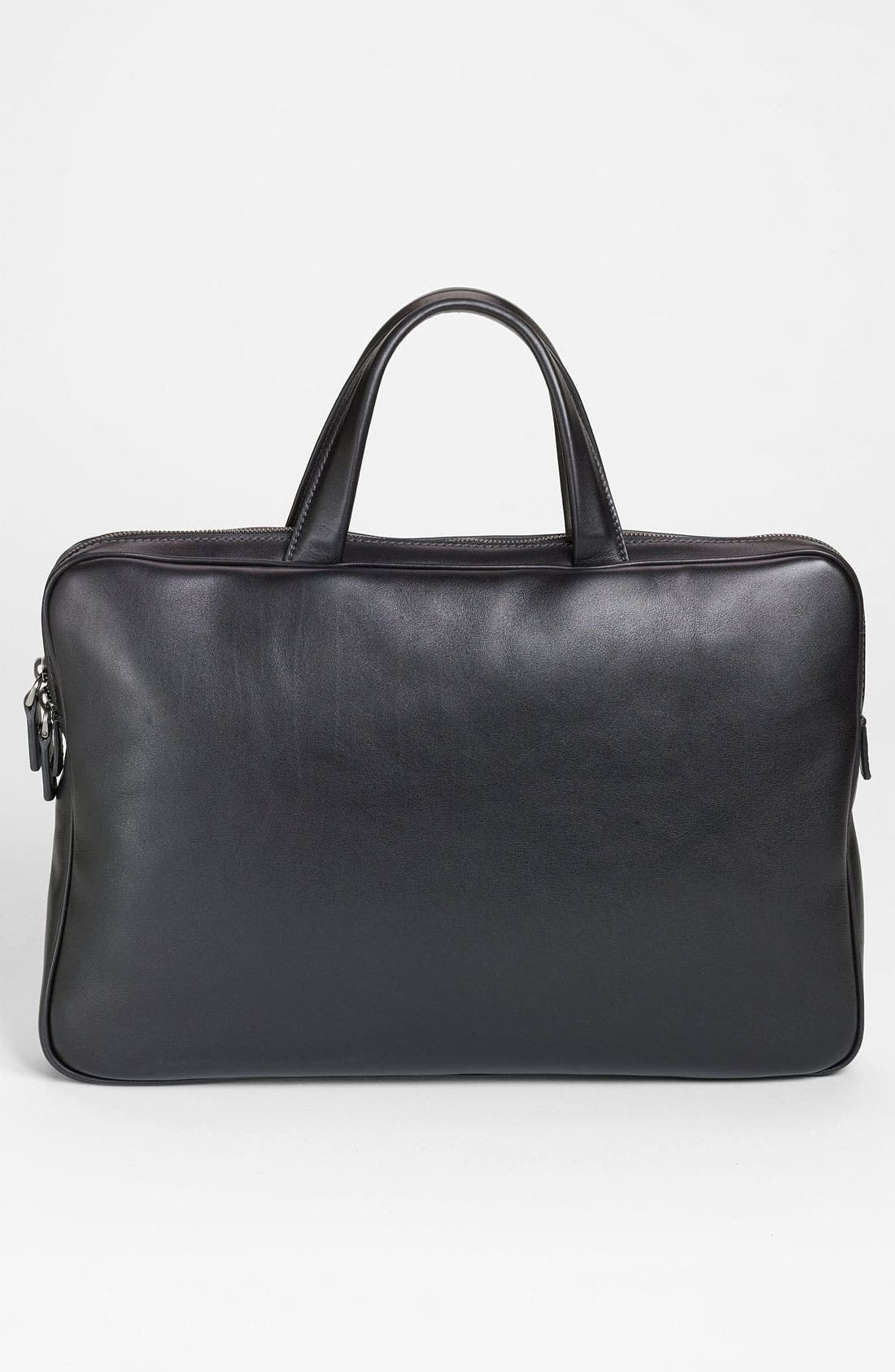 Alternate Image 2  - Tod's Slim Leather Briefcase