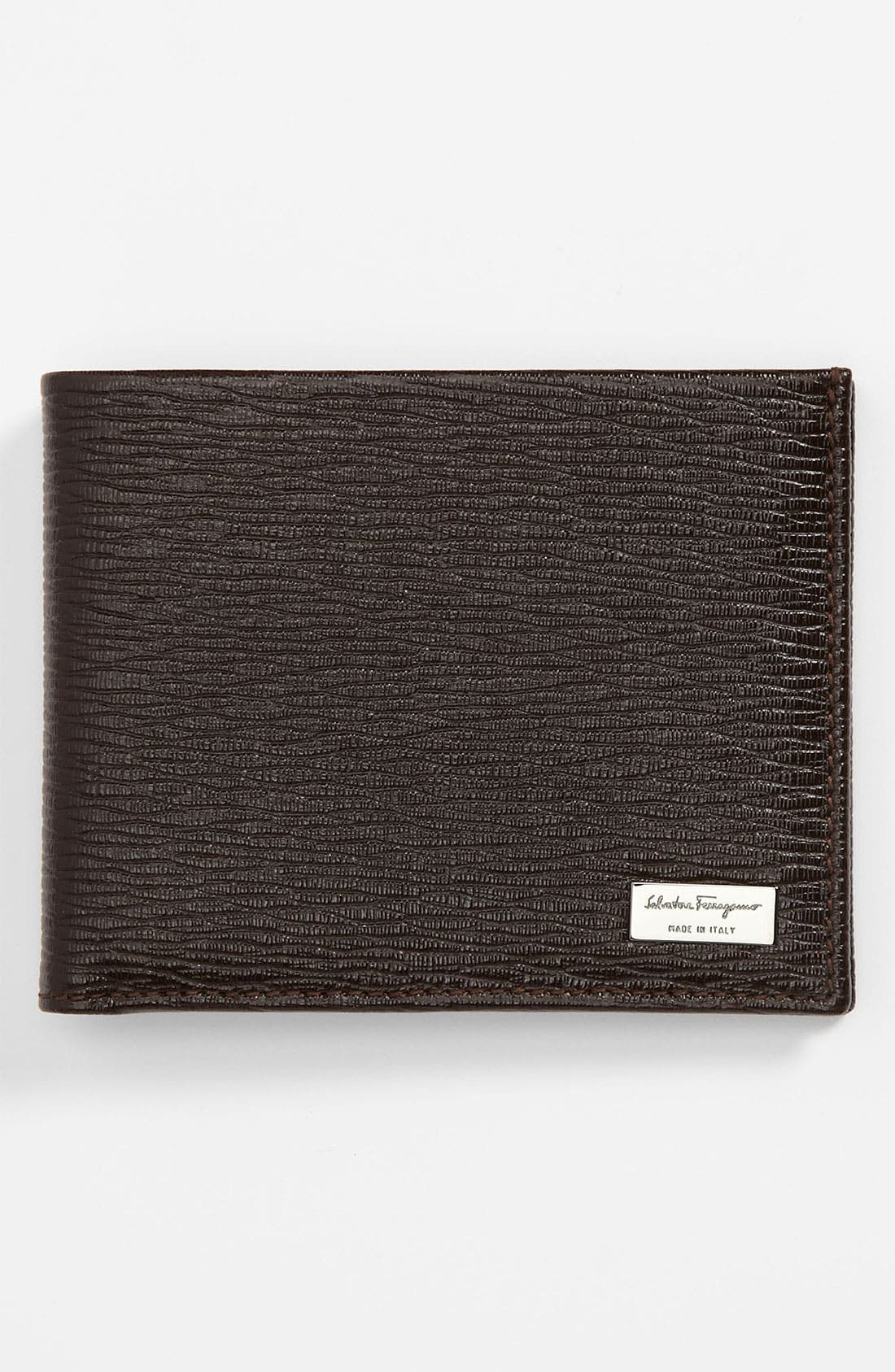 Alternate Image 1 Selected - Salvatore Ferragamo 'Revival' Bifold Wallet