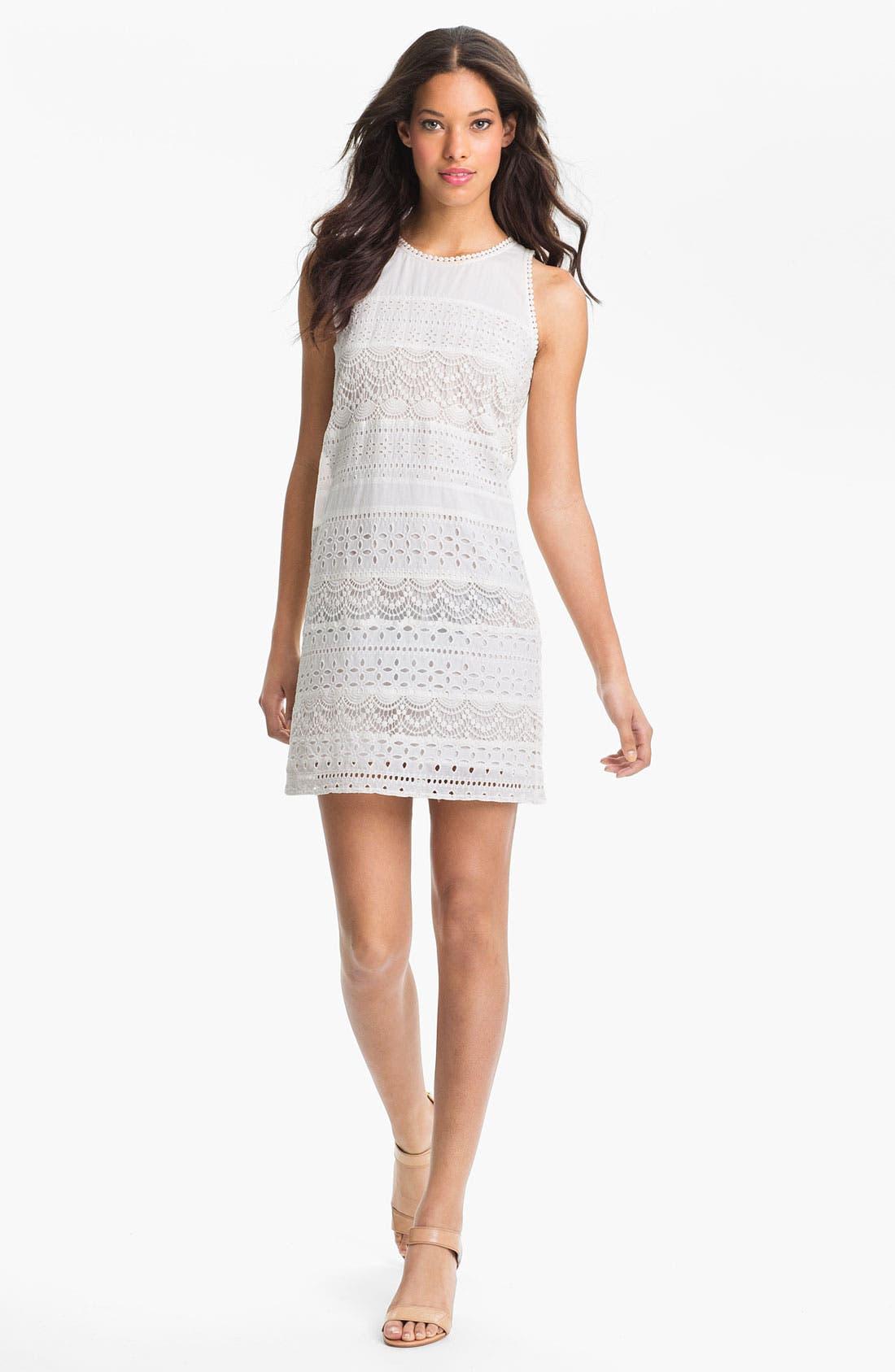 Alternate Image 1 Selected - Joie 'Behati' Cotton Shift Dress