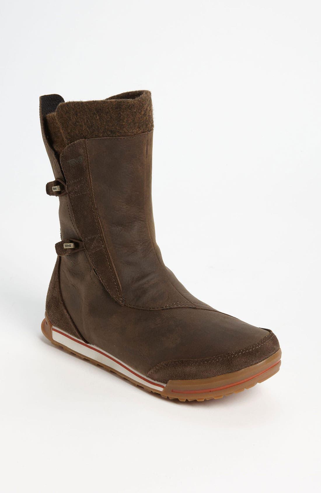 Alternate Image 1 Selected - Teva 'Hayley' Waterproof Boot