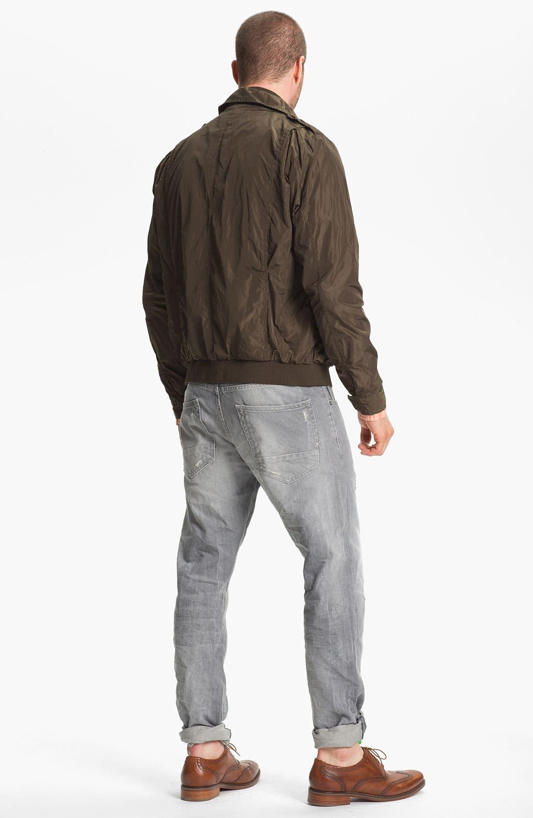 Alternate Image 6  - Scotch & Soda 'Ralston' Slim Straight Leg Jeans (Stoner)