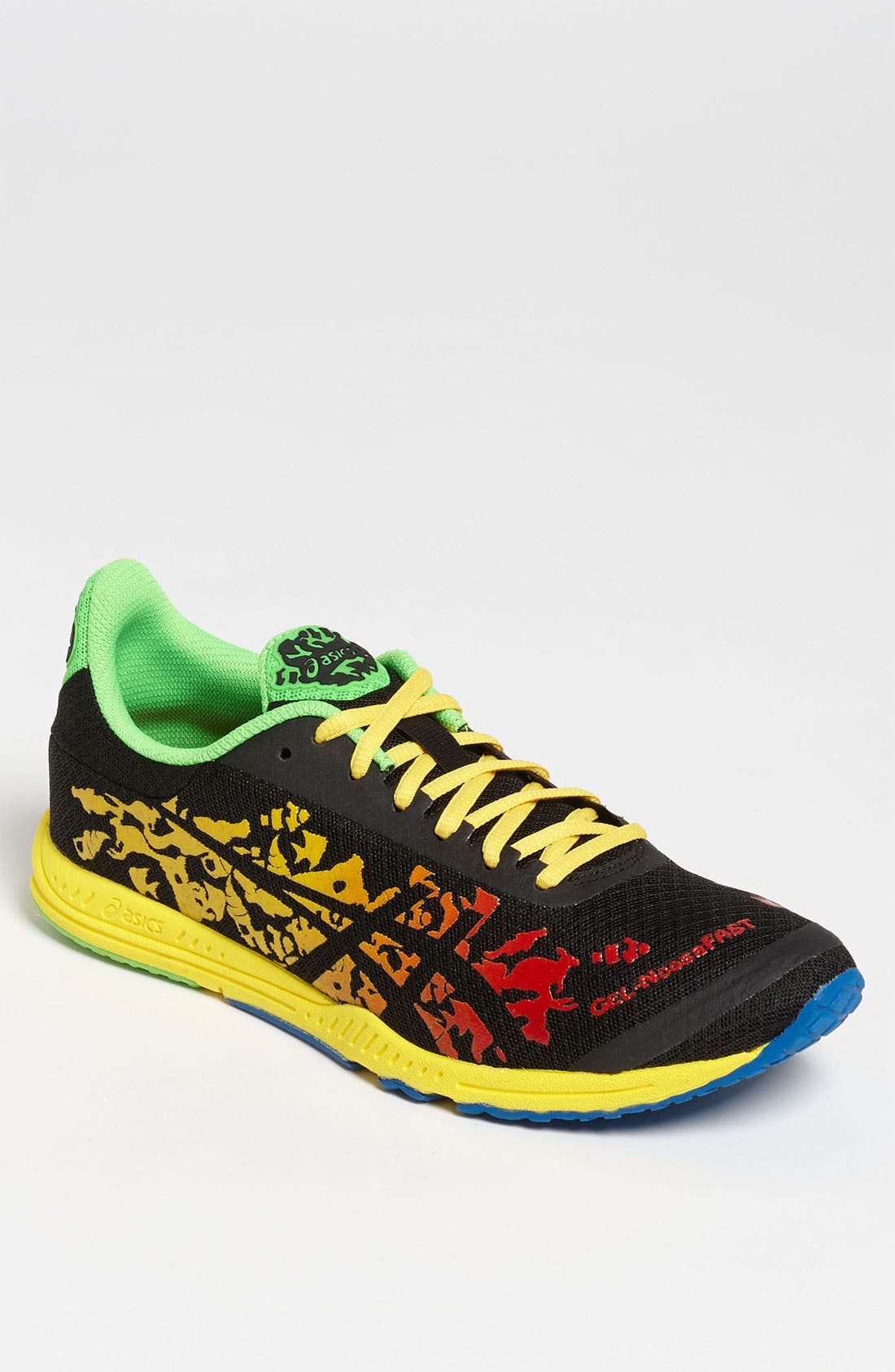 Alternate Image 1 Selected - ASICS® 'GEL-NoosaFast' Running Shoe (Men)