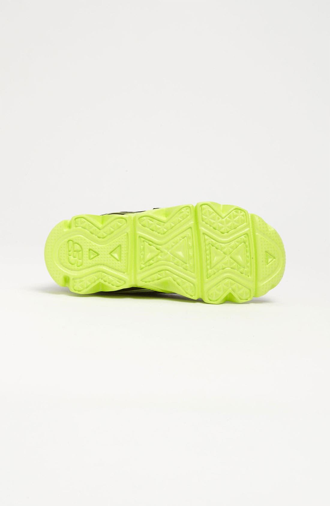 Alternate Image 4  - SKECHERS 'S Lights - Datarox' Light-Up Sneaker (Toddler & Little Kid)