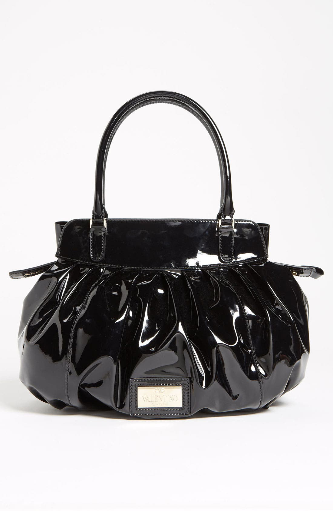 Alternate Image 4  - Valentino 'Lacca Bow' Shopper