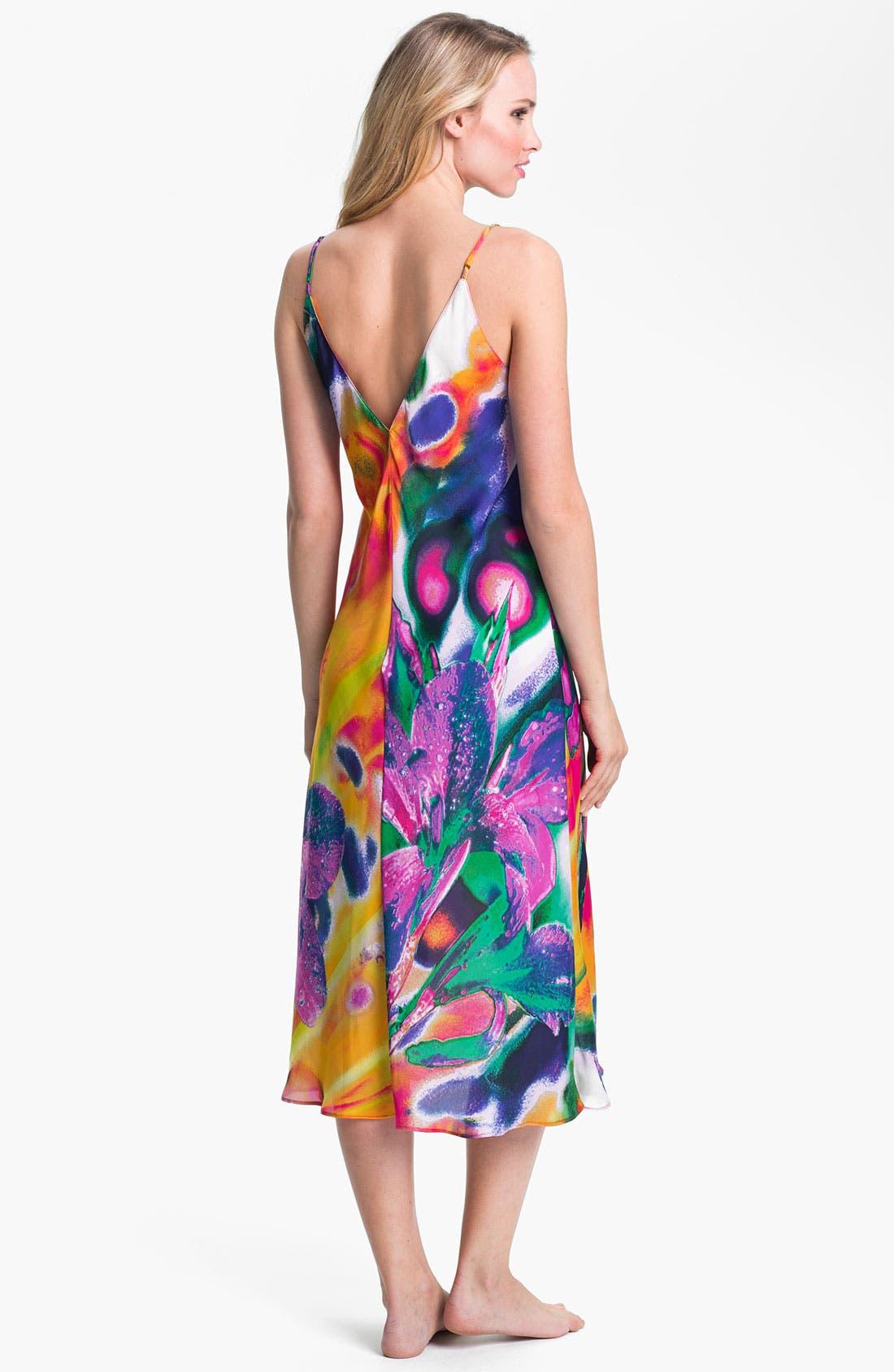 Alternate Image 2  - Natori 'Sagala' Nightgown