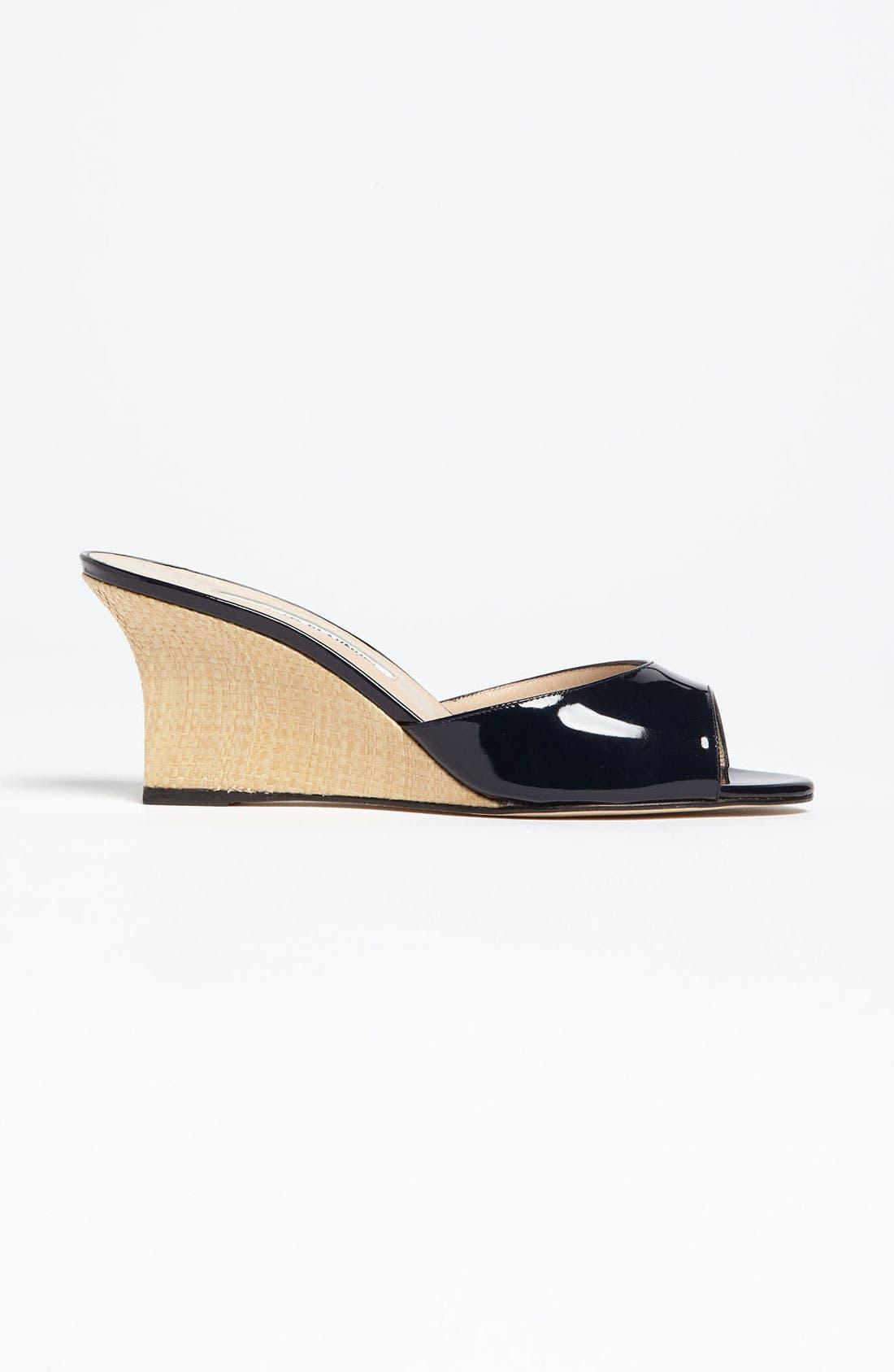 Alternate Image 4  - Manolo Blahnik 'Falsonol' Sandal