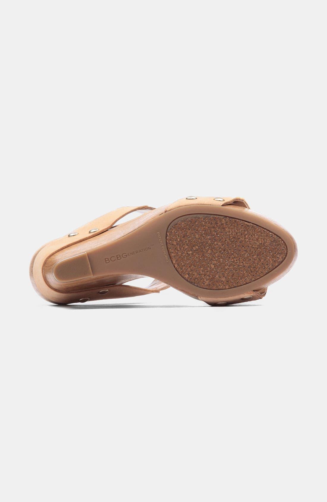 Alternate Image 4  - BCBGeneration 'Carmyn' Sandal