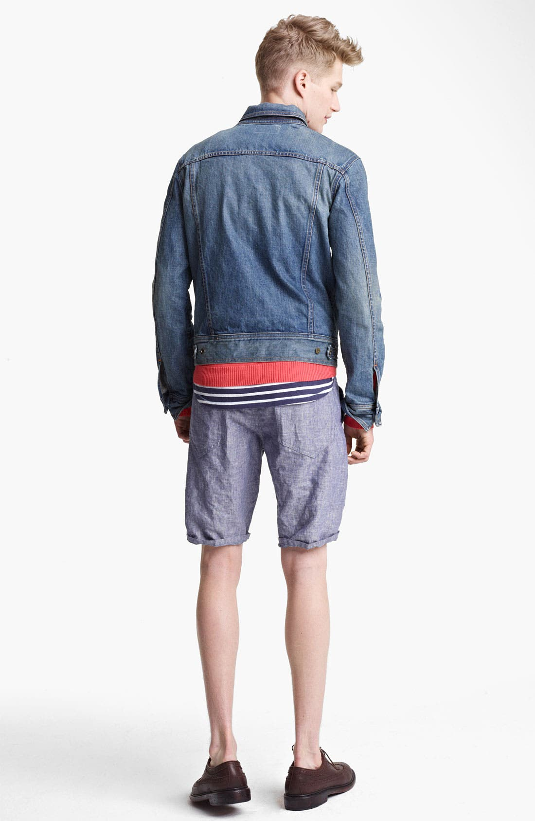Alternate Image 5  - rag & bone Denim Jacket