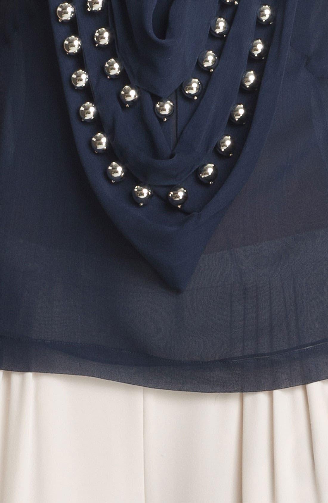 Alternate Image 3  - Diane von Furstenberg 'Amya' Silk Top