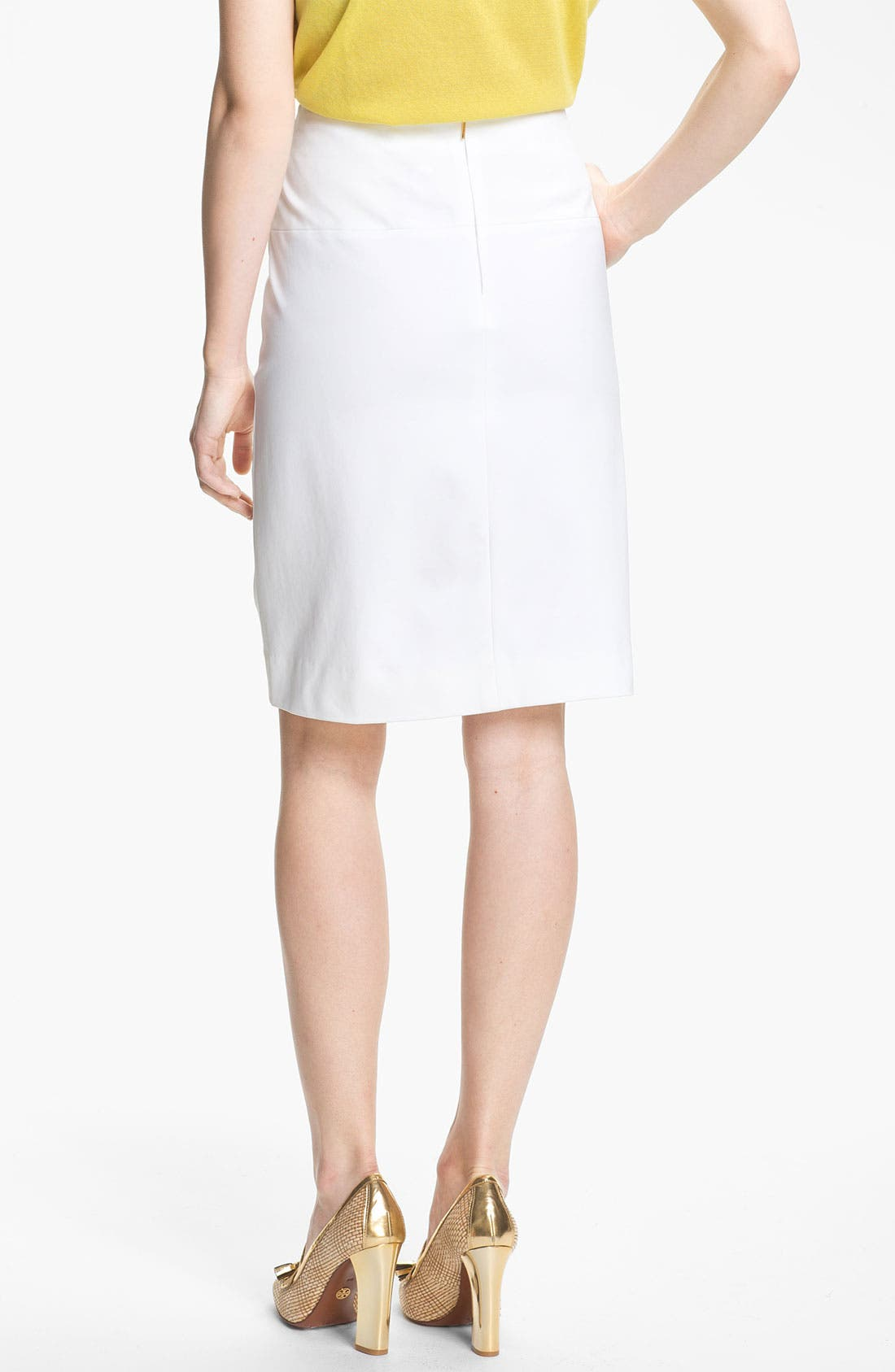 Alternate Image 2  - Tory Burch 'Isabella' Skirt