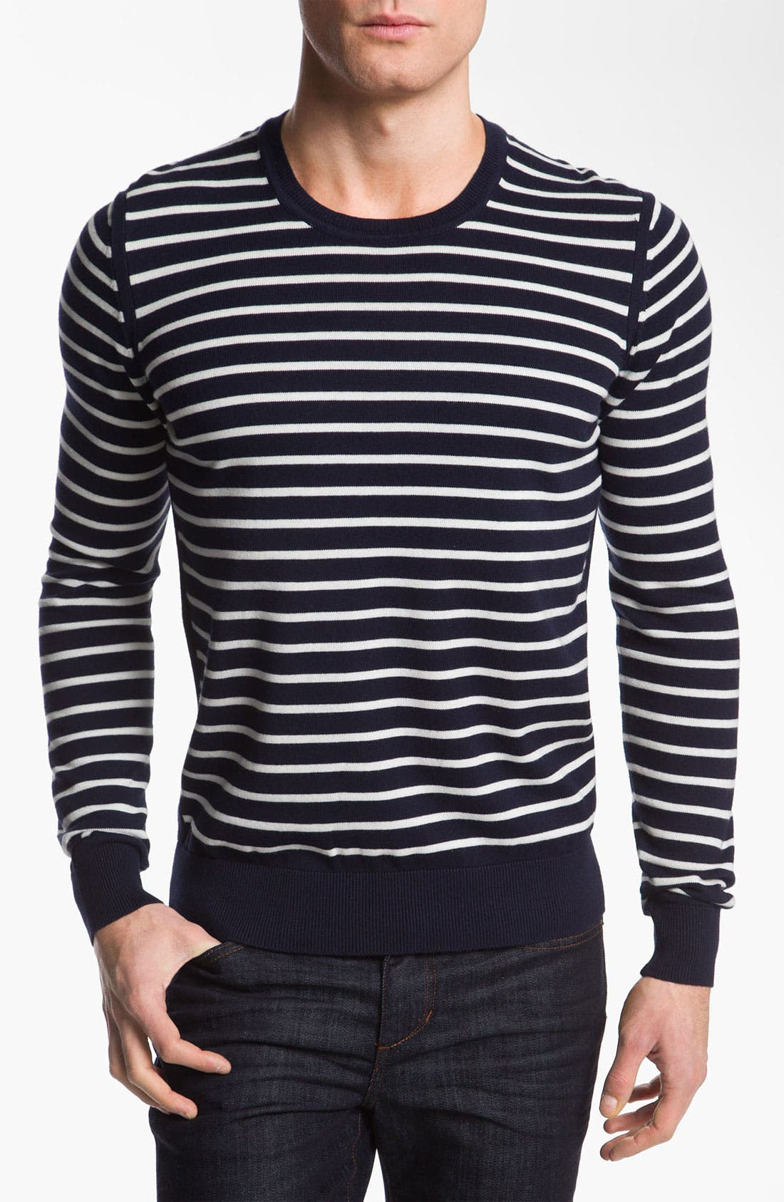 Alternate Image 1 Selected - Ben Sherman Crewneck Sweater