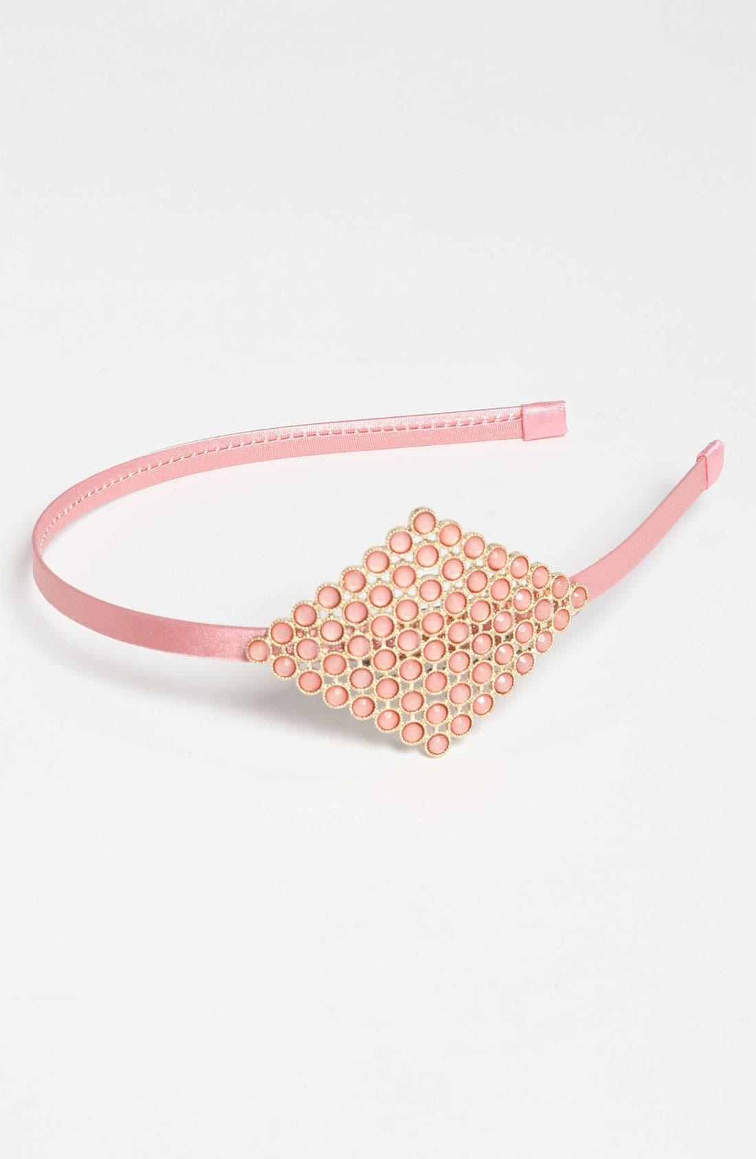 Alternate Image 1 Selected - Tasha 'Honeycomb Diamond' Headband