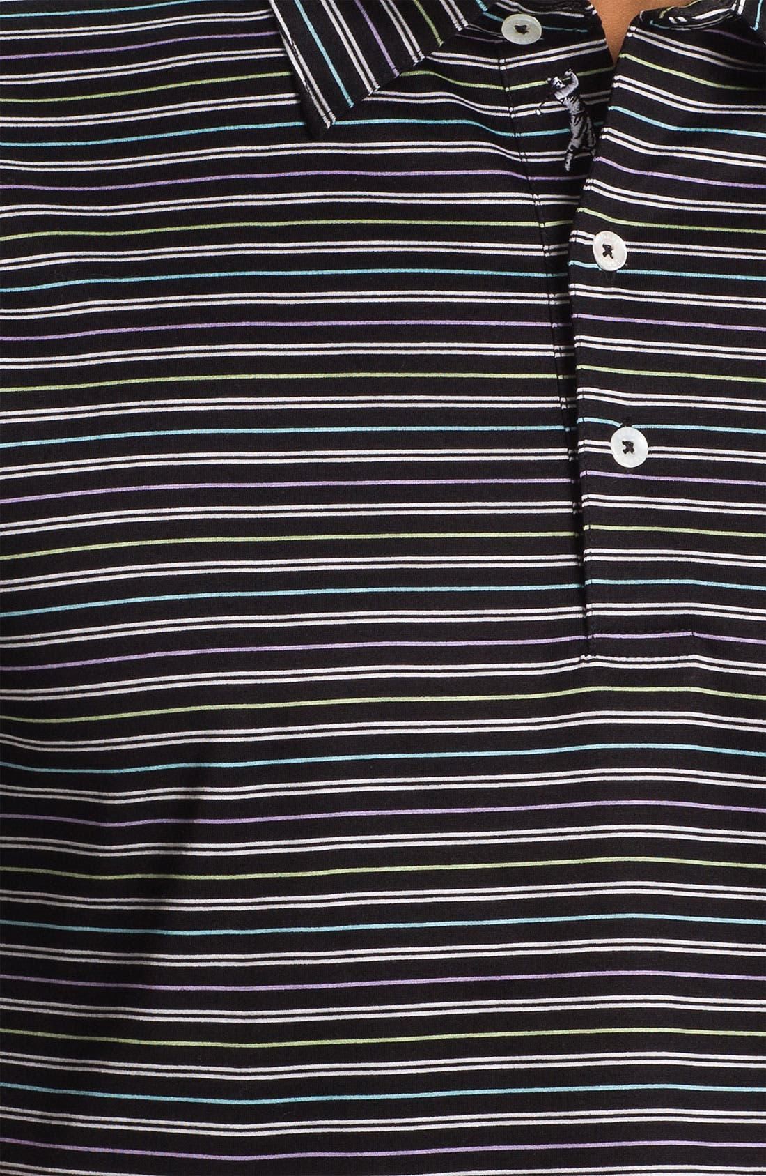 Alternate Image 3  - Bobby Jones 'Tour' Stripe Polo