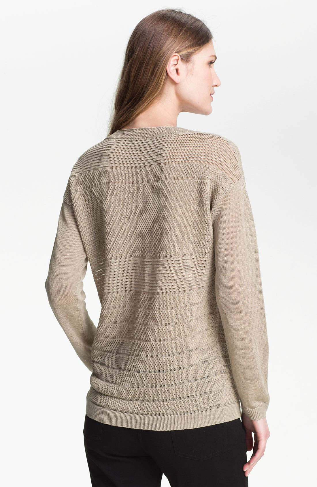 Alternate Image 2  - Nordstrom Collection 'Massimo' Sweater
