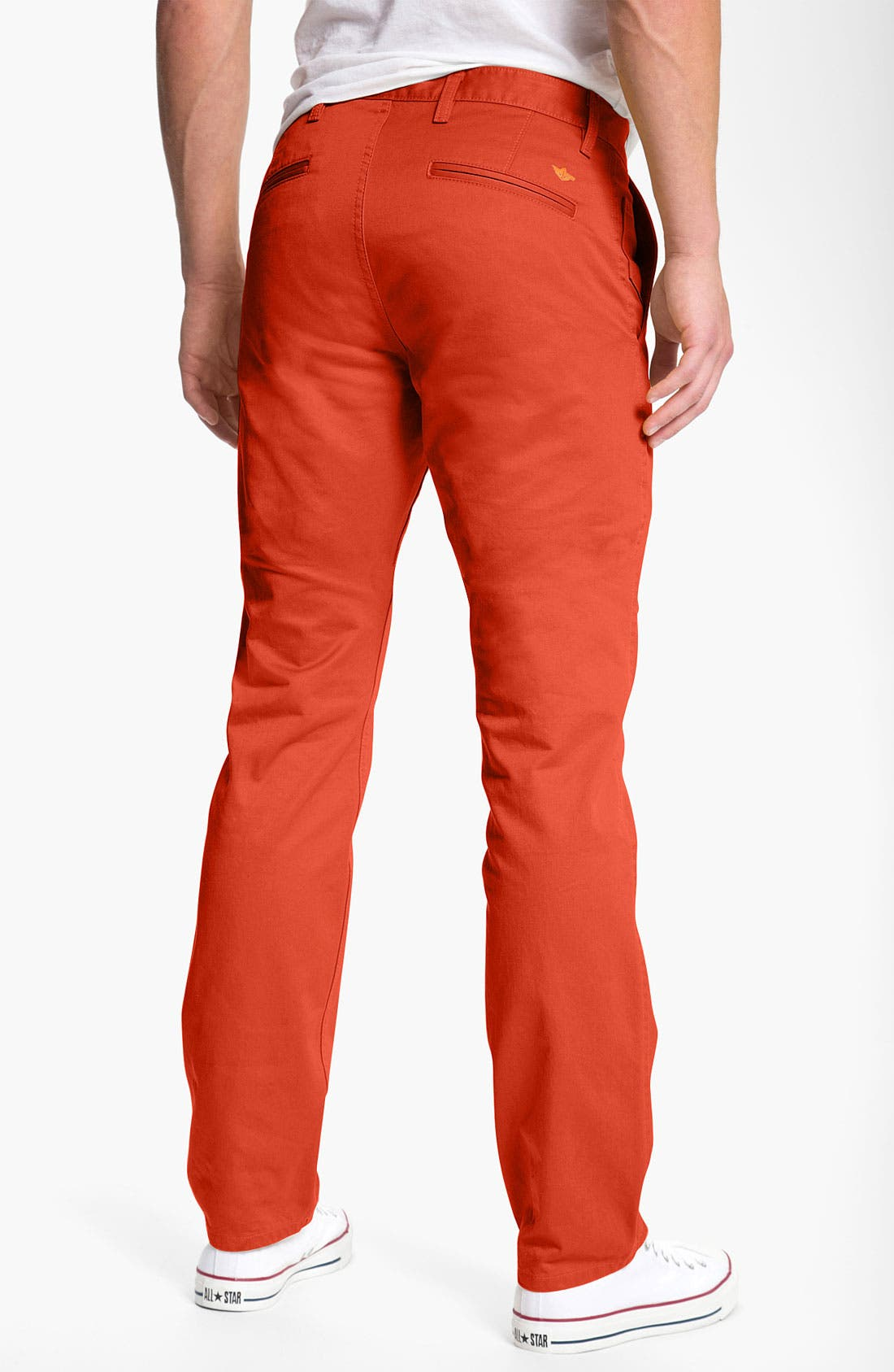 Alternate Image 2  - Dockers® 'Alpha Khaki' Slim Straight Leg Chinos
