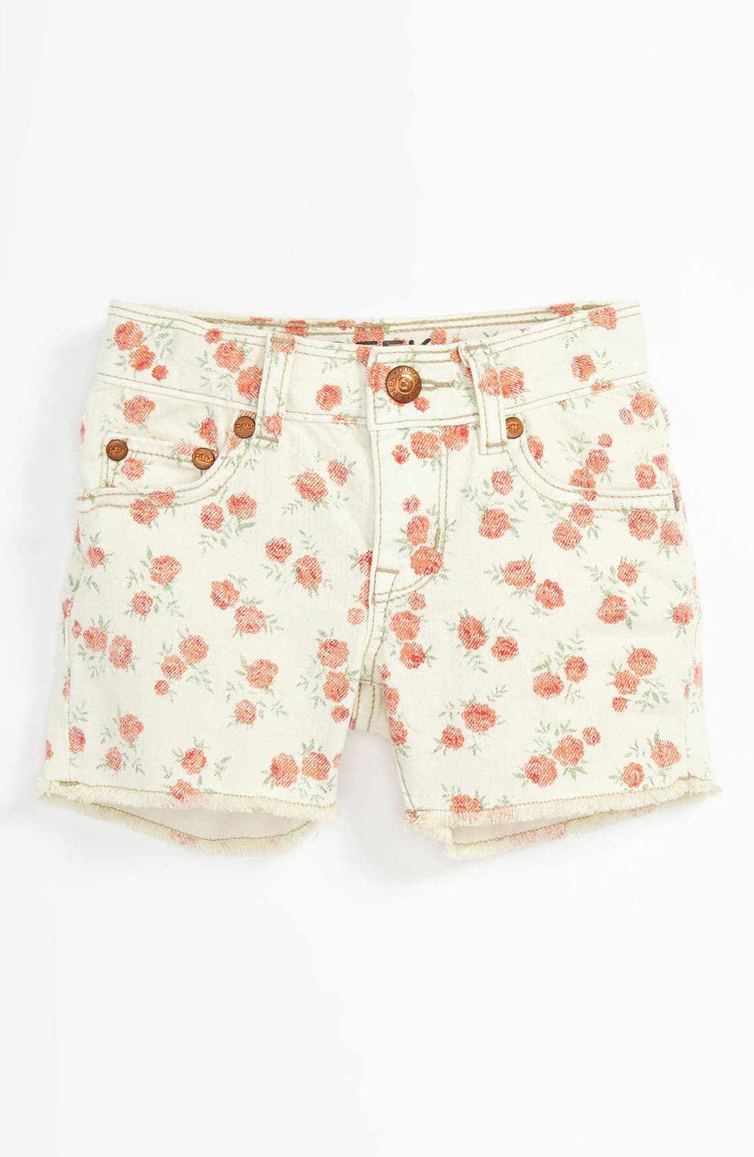 Alternate Image 2  - Peek 'New Griffin' Shorts (Toddler, Little Girls & Big Girls)
