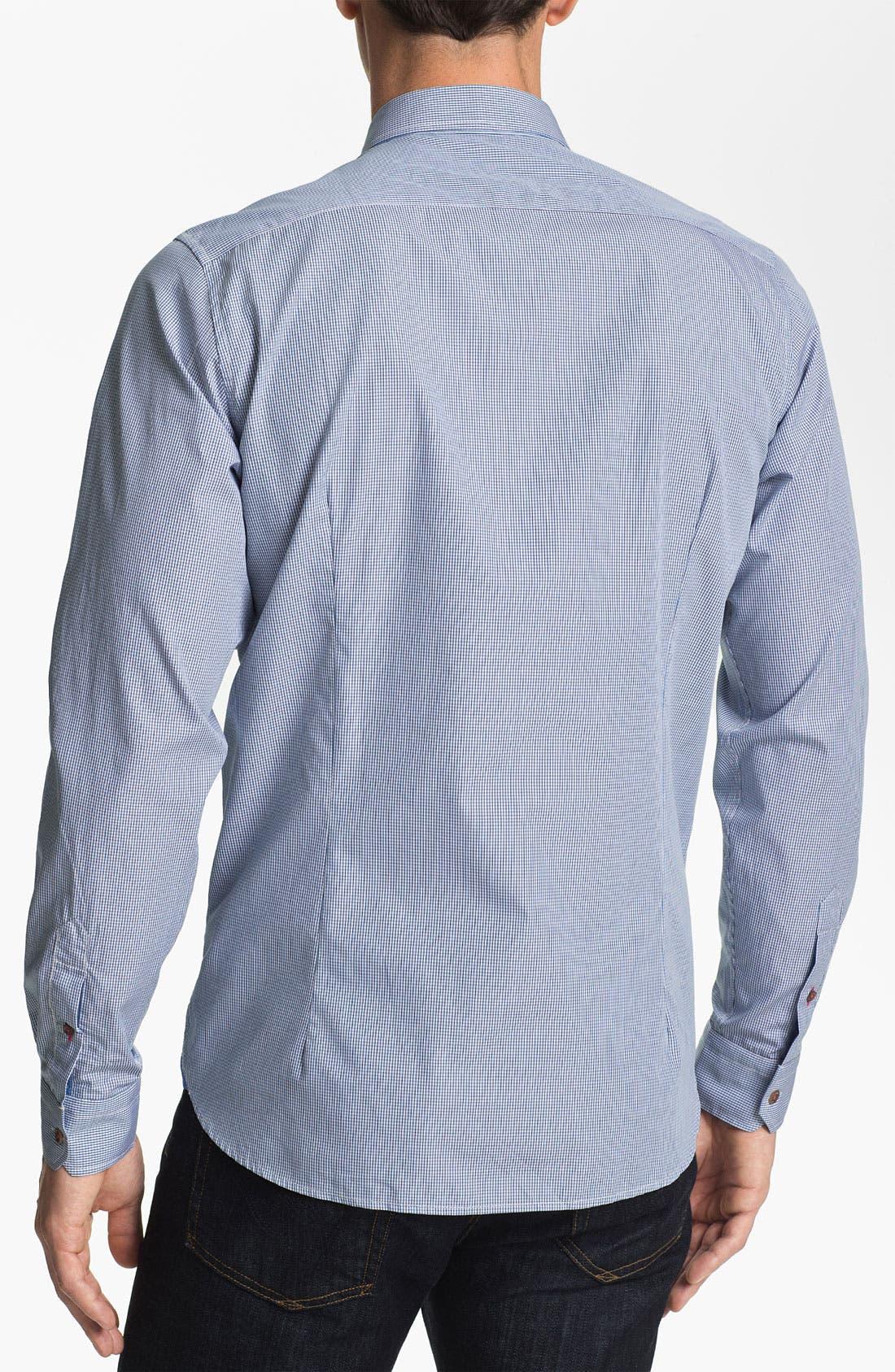 Alternate Image 2  - Ted Baker London 'Blachie' Sport Shirt