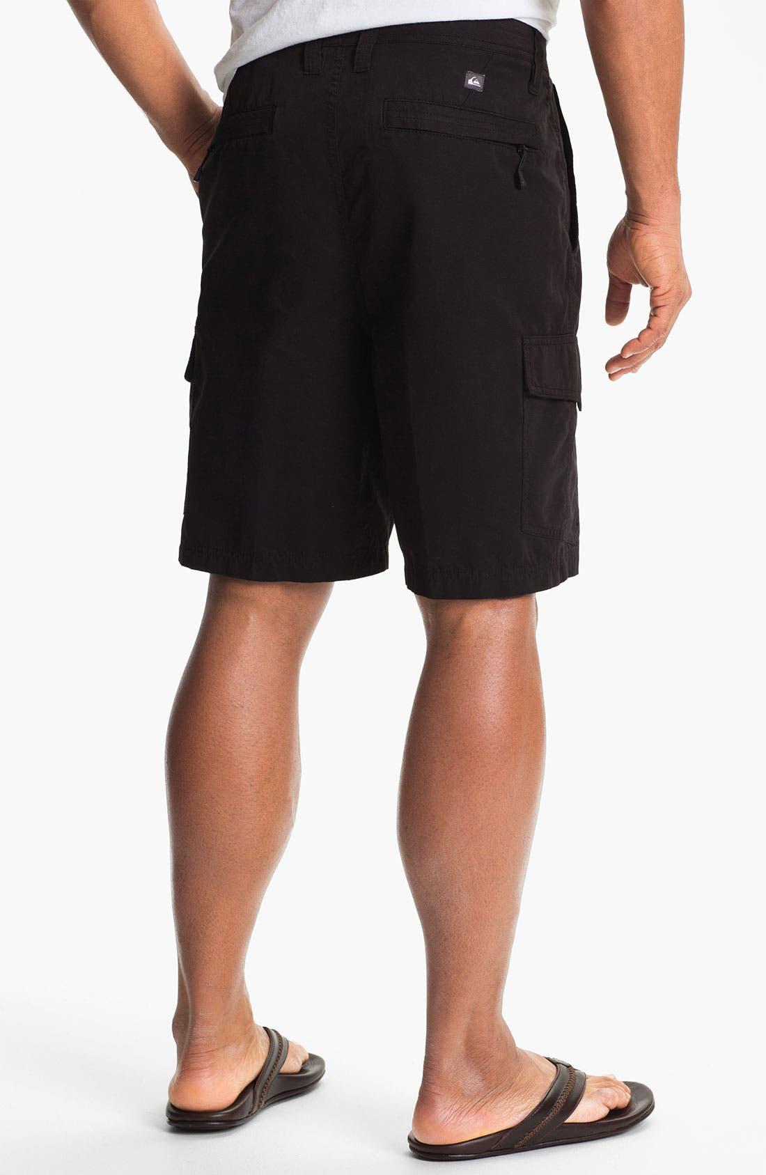 Alternate Image 2  - Quiksilver Waterman Collection 'Maldive' Cargo Shorts