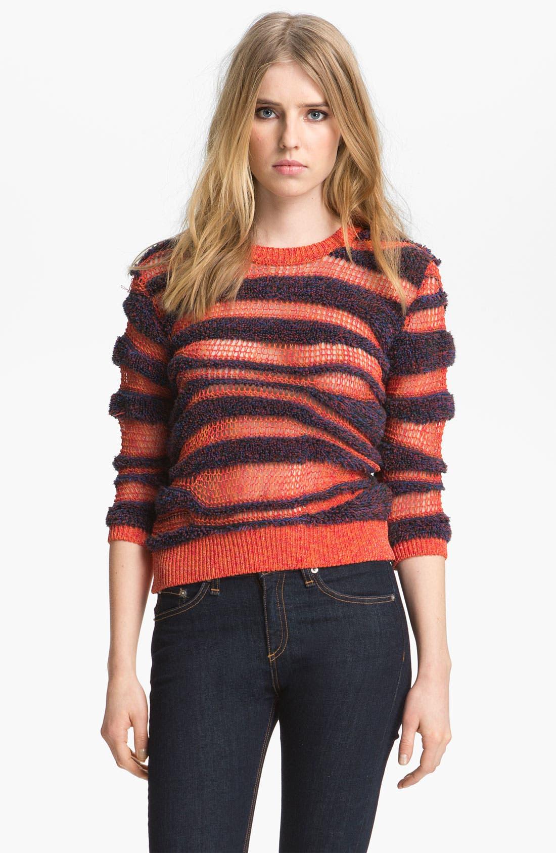 Alternate Image 2  - KENZO Sponge Stitch Sweater
