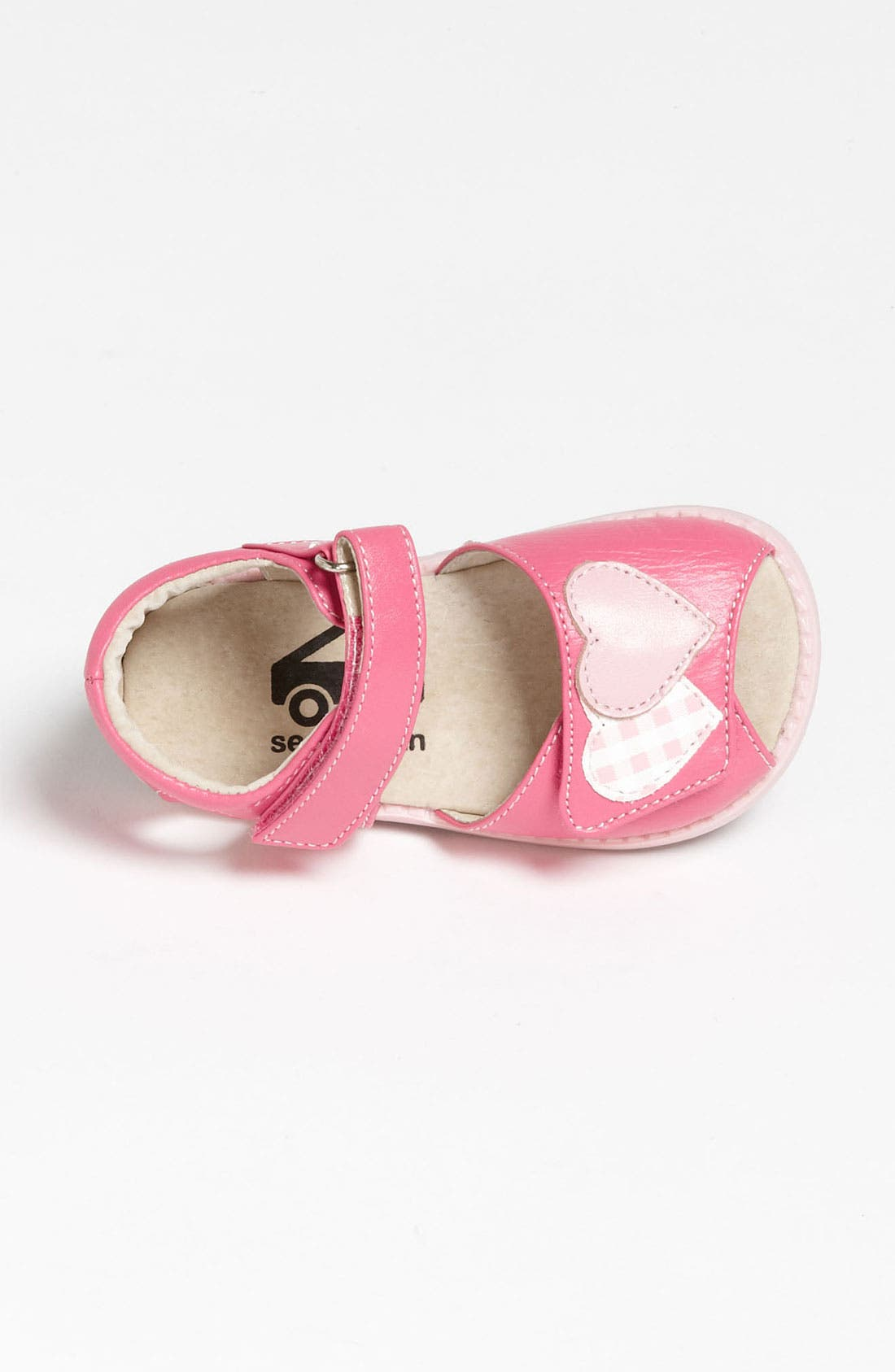 Alternate Image 3  - See Kai Run 'Penelope' Sandal (Baby, Walker & Toddler)