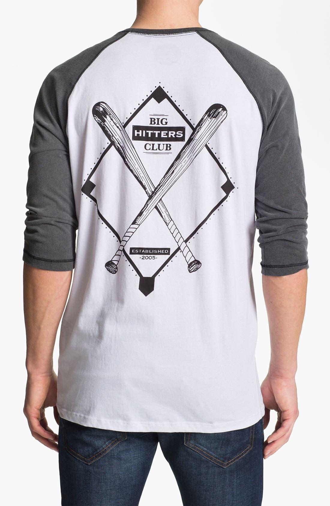 Alternate Image 2  - Vanguard 'Big Hitters Club' Graphic Baseball T-Shirt