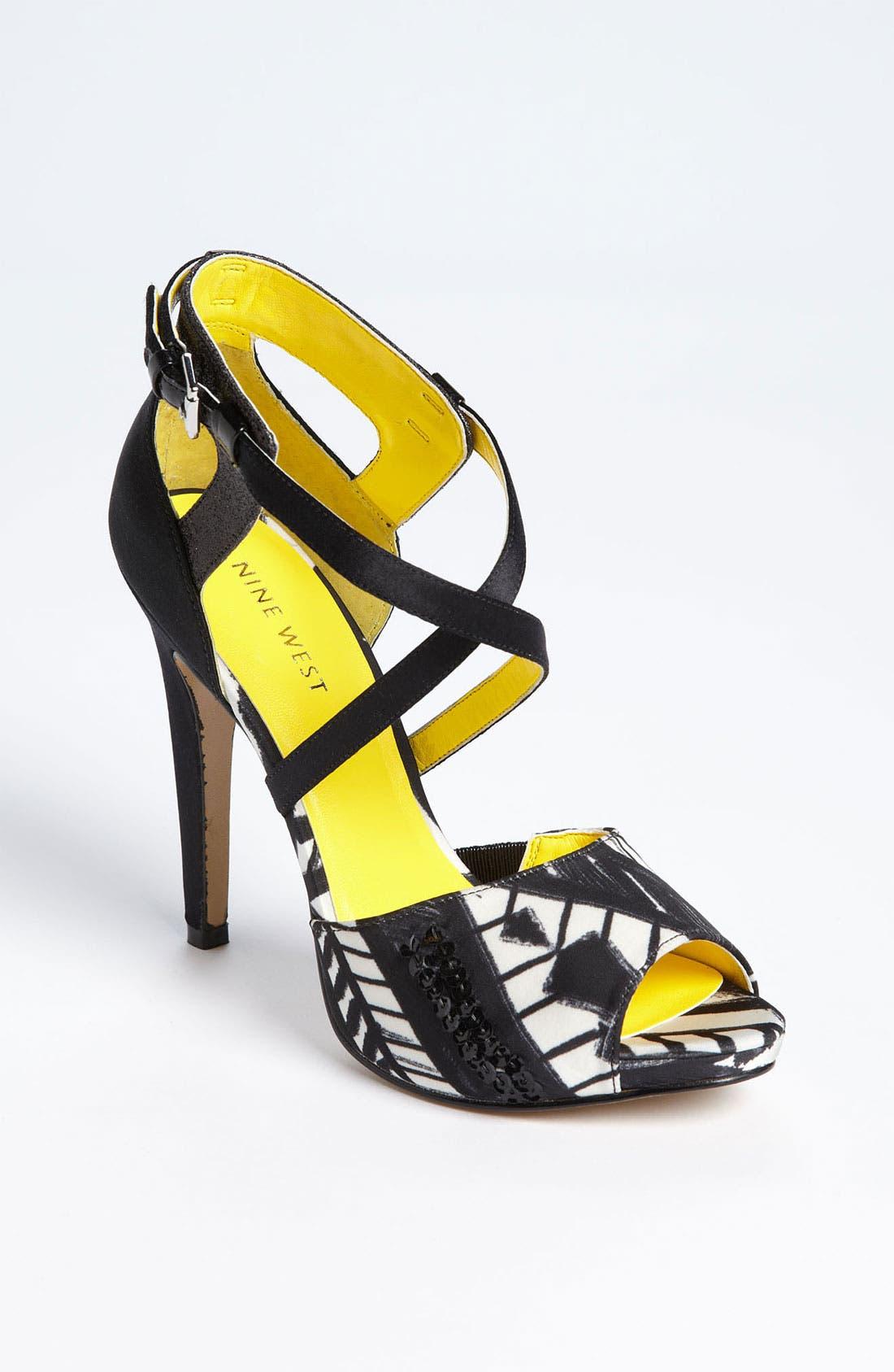 Main Image - Nine West 'Jule' Sandal