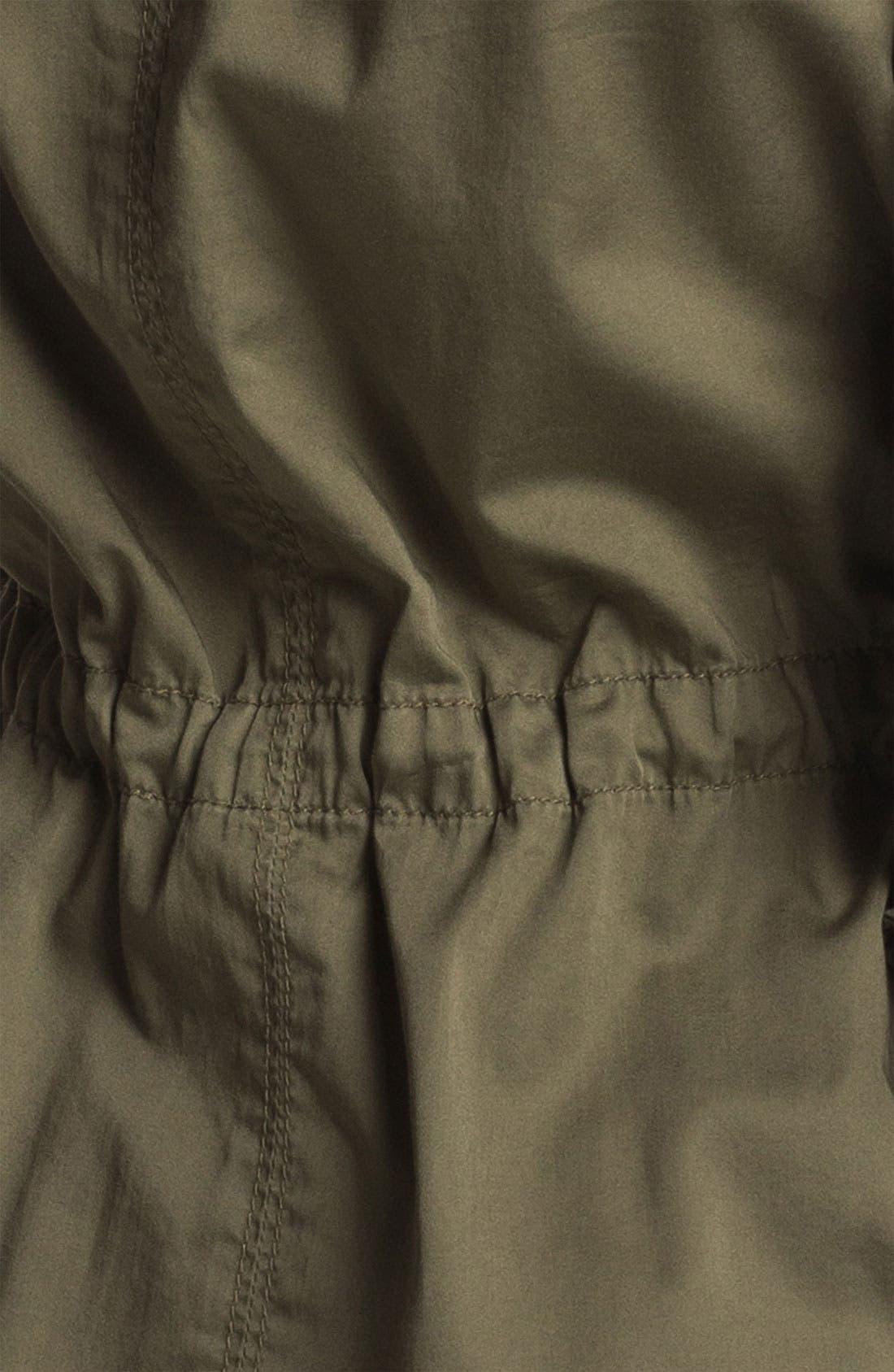 Alternate Image 3  - Caslon Flap Pocket Anorak