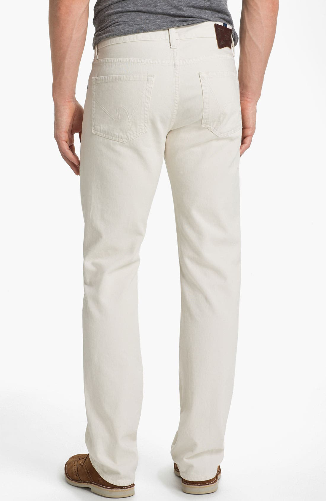 Alternate Image 2  - Citizens of Humanity 'Sid' Straight Leg Pants (Chilton)