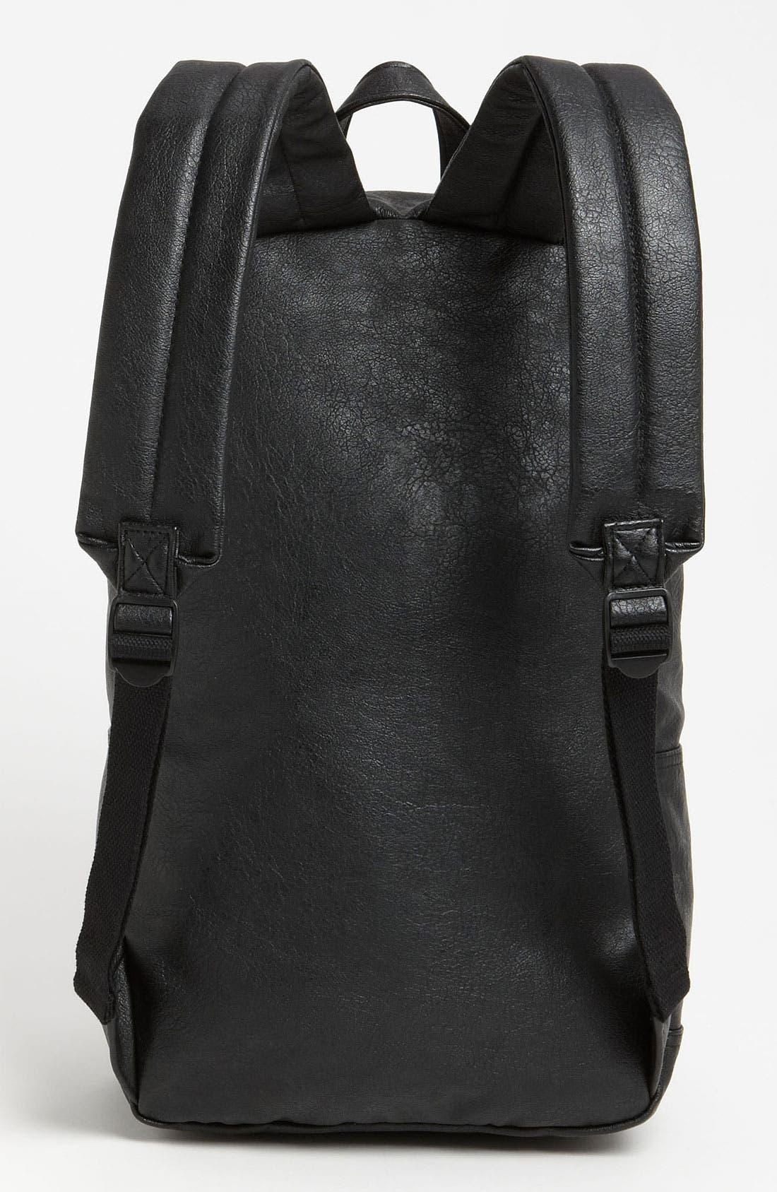 Alternate Image 4  - Topman Studded Backpack