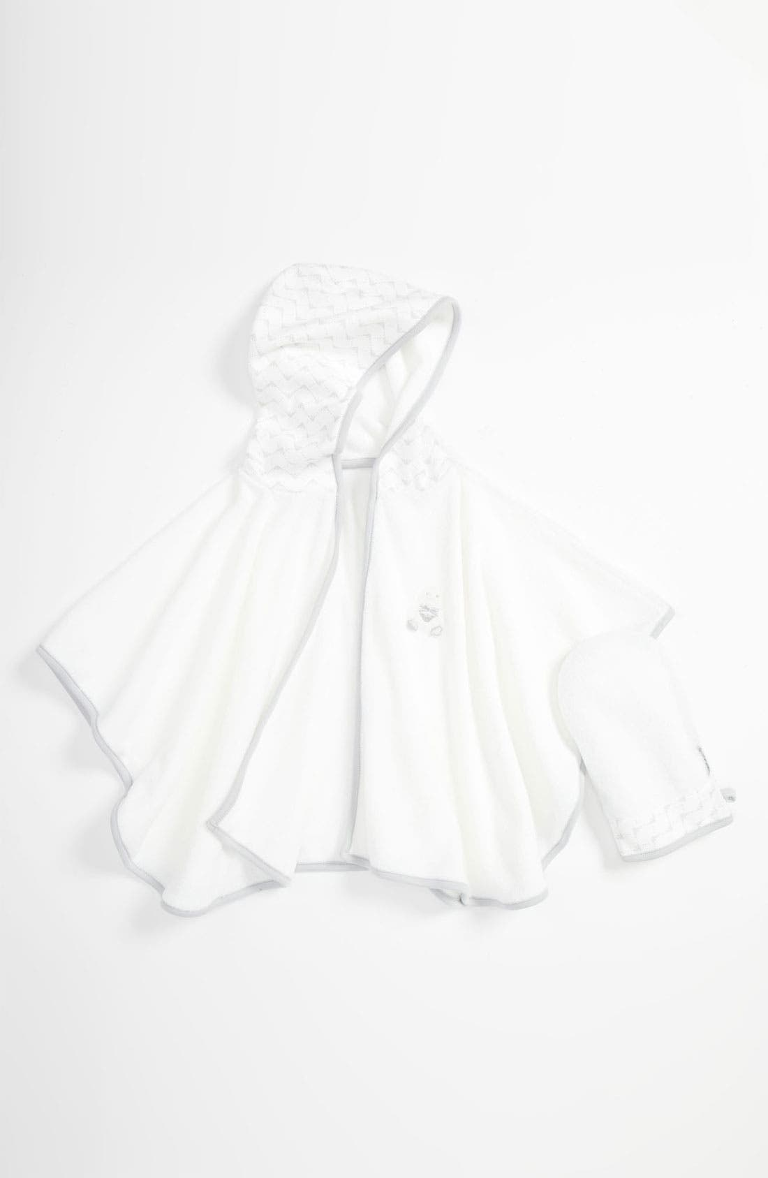Alternate Image 1 Selected - Armani Junior Terry Cloth Bath Set (Baby)