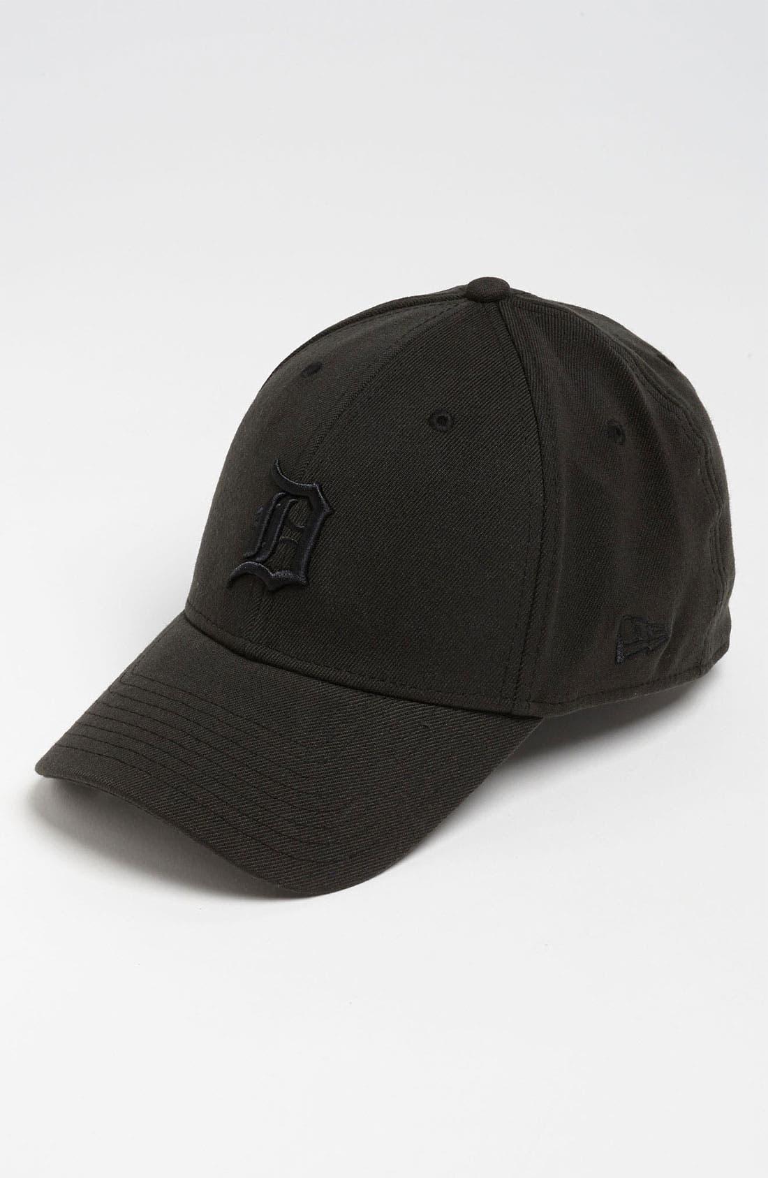 Main Image - New Era Cap 'Detroit Tigers - Tonal Classic' Fitted Baseball Cap
