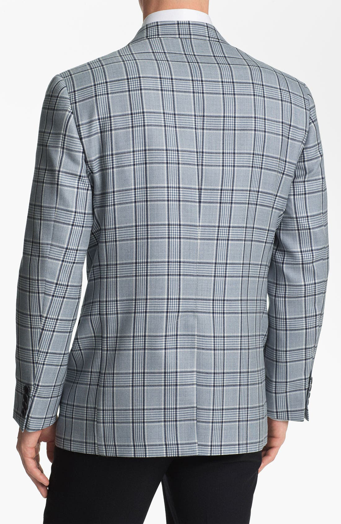 Alternate Image 2  - Joseph Abboud Plaid Sportcoat