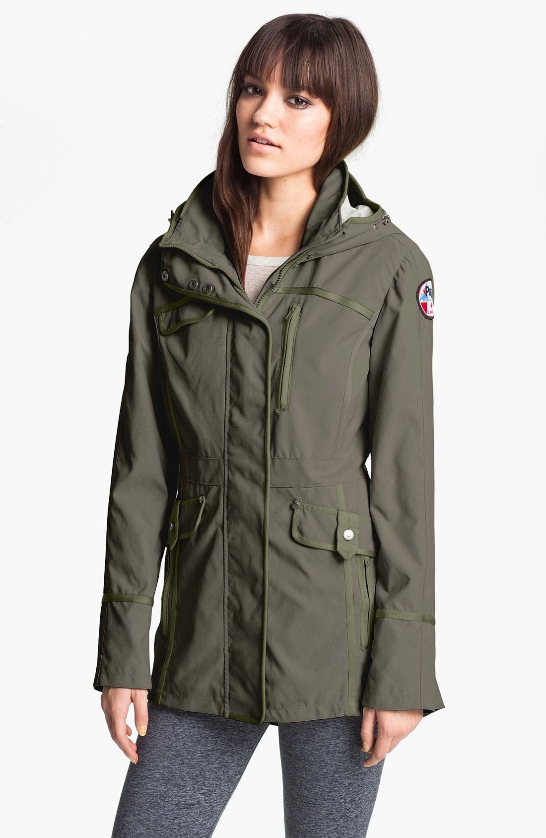 Main Image - Pajar Mid Length Hooded Jacket (Online Only)