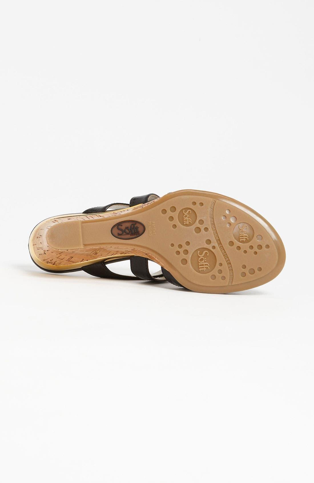 Alternate Image 4  - Söfft 'Pestora' Sandal