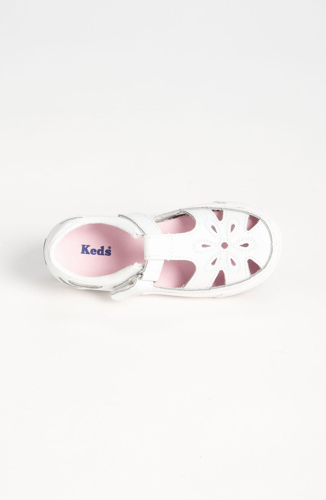 Alternate Image 3  - Keds® 'Adelle' Slip-On (Baby, Walker & Toddler)